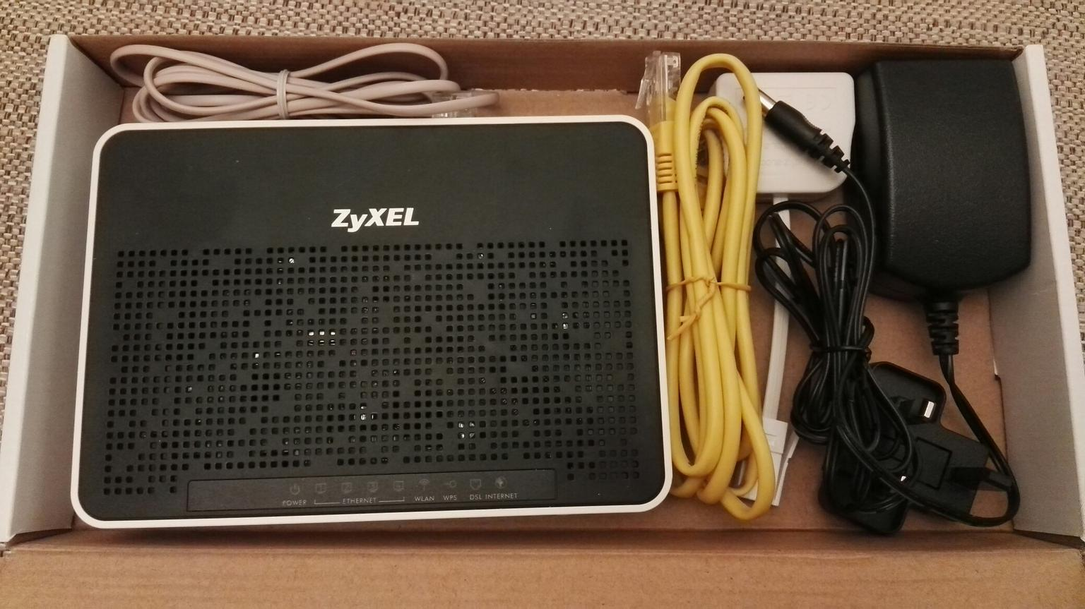 Router - ZyXEL Gateway AMG1302
