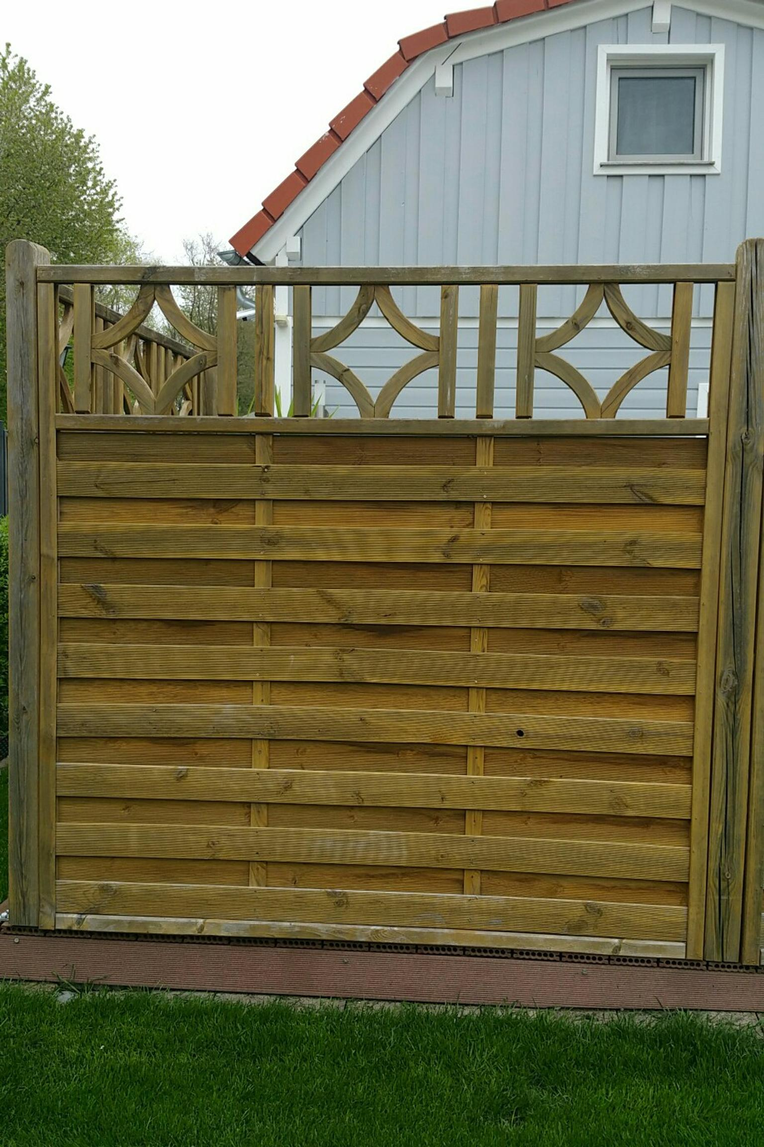 Holz Sichtschutz Wand Braun In 4400 Steyr For 90 00 For Sale Shpock