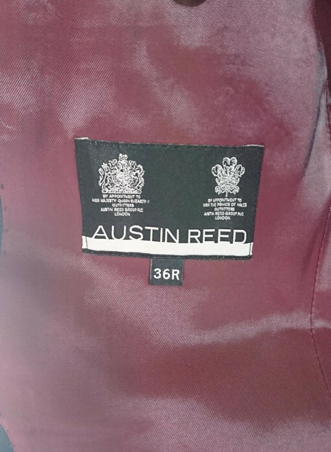Austin Reed Suit Jacket And Trousers In Pe19 Eynesbury For 25 00 For Sale Shpock