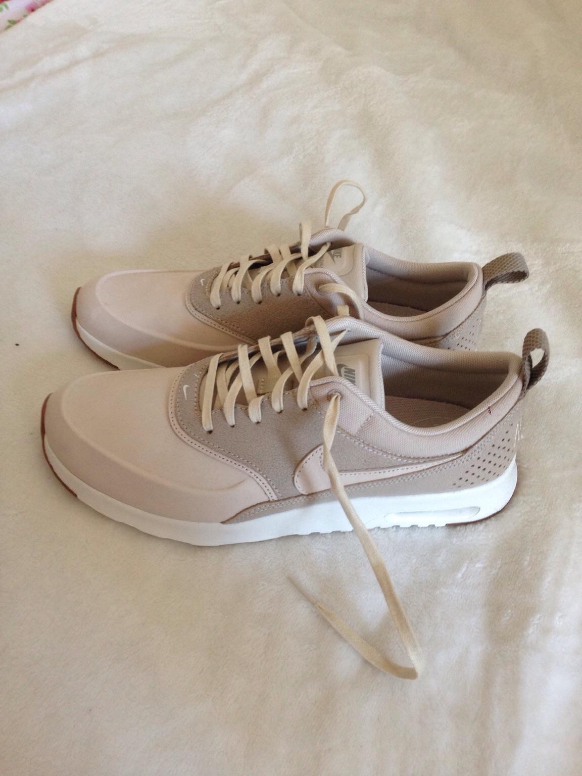 Nike Air Max Thea beige nude in 06366 Köthen (Anhalt) for