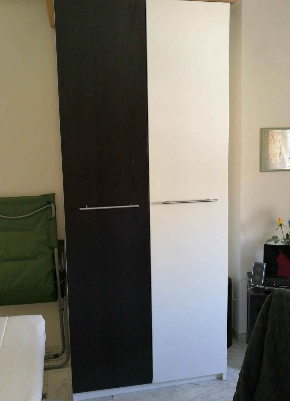 Armadio Due Ante Auchan.Armadio Ikea Ante Bicolore In 00185 Roma For 25 00 For Sale Shpock