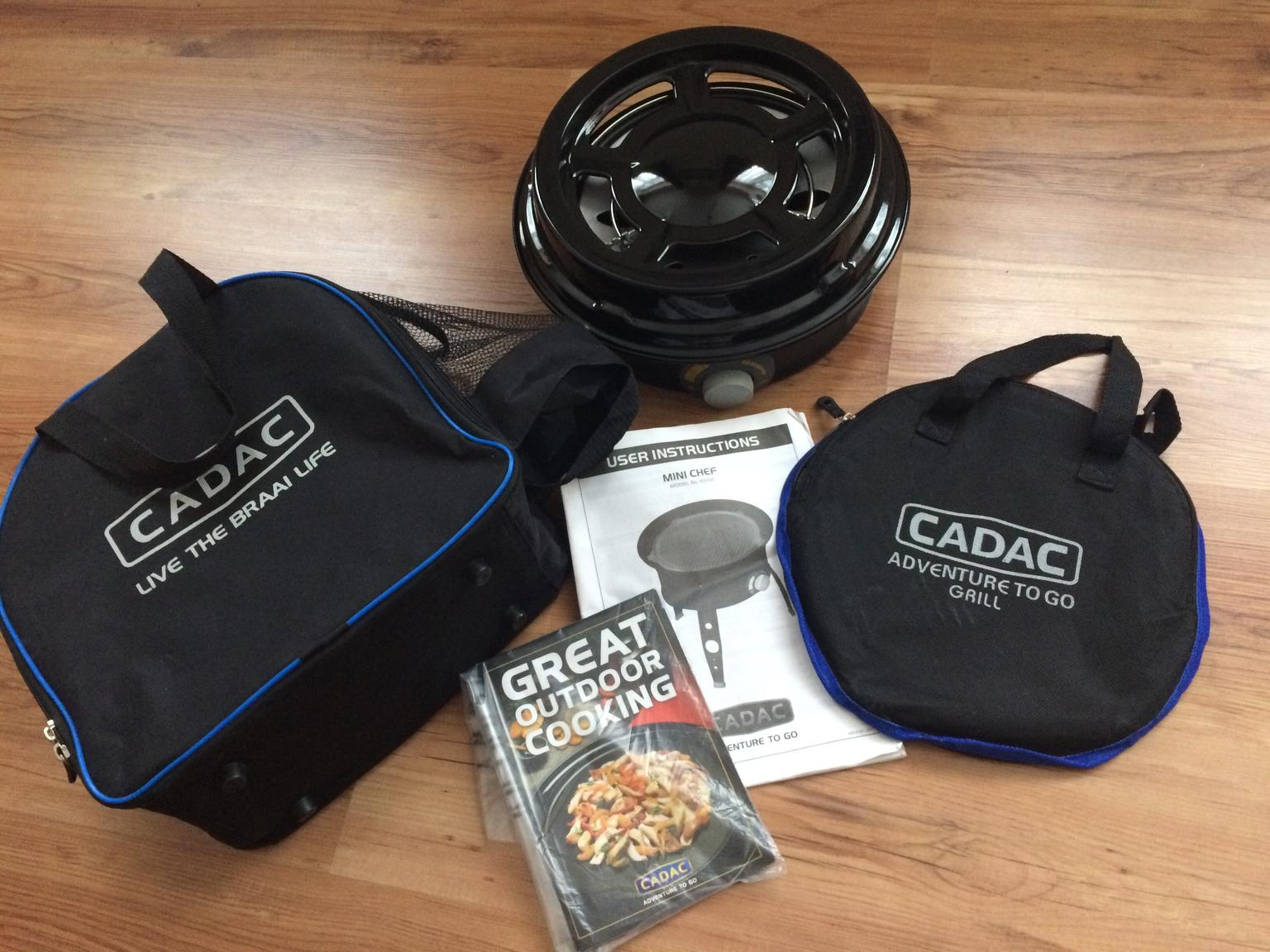 Cadac Adventure To Go.Cadac Bbq In Ln12 Sea For 40 For Sale Shpock