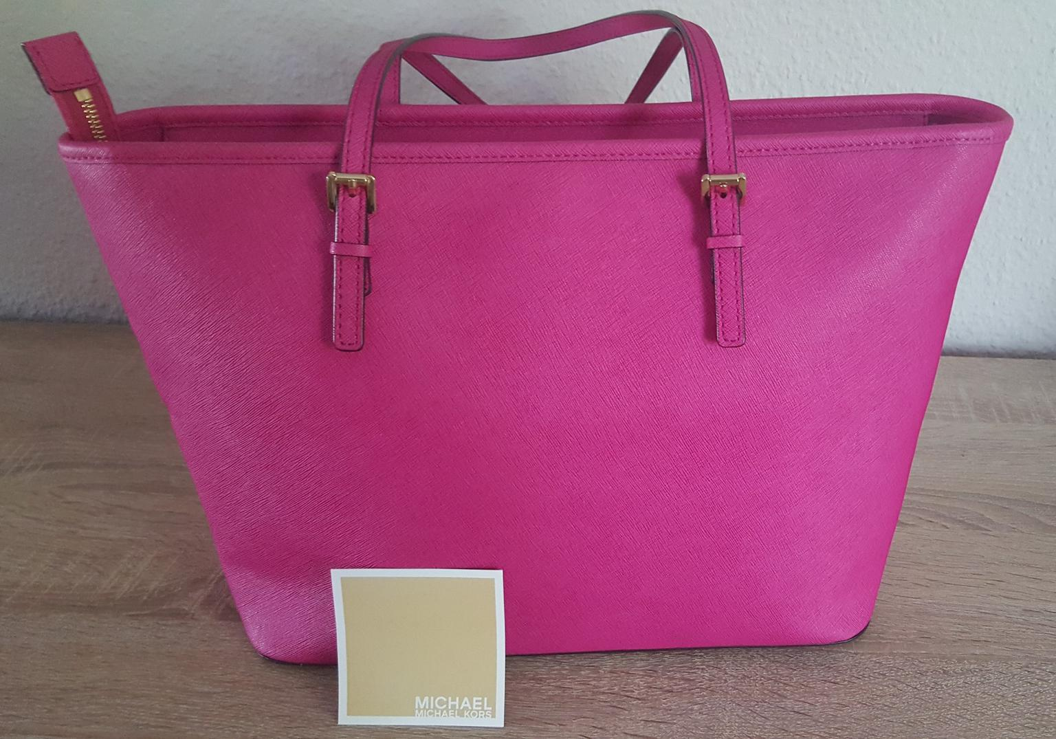 Michael Kors Tasche Pink Limited Edition
