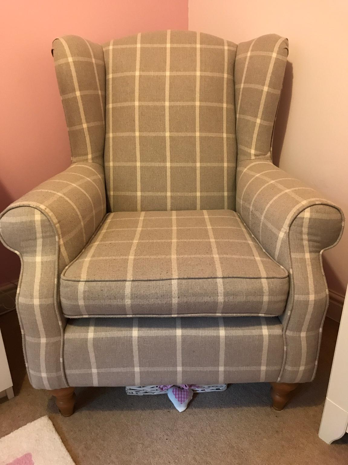 Next Sherlock armchair in EX16 Tiverton for £150.00 for ...
