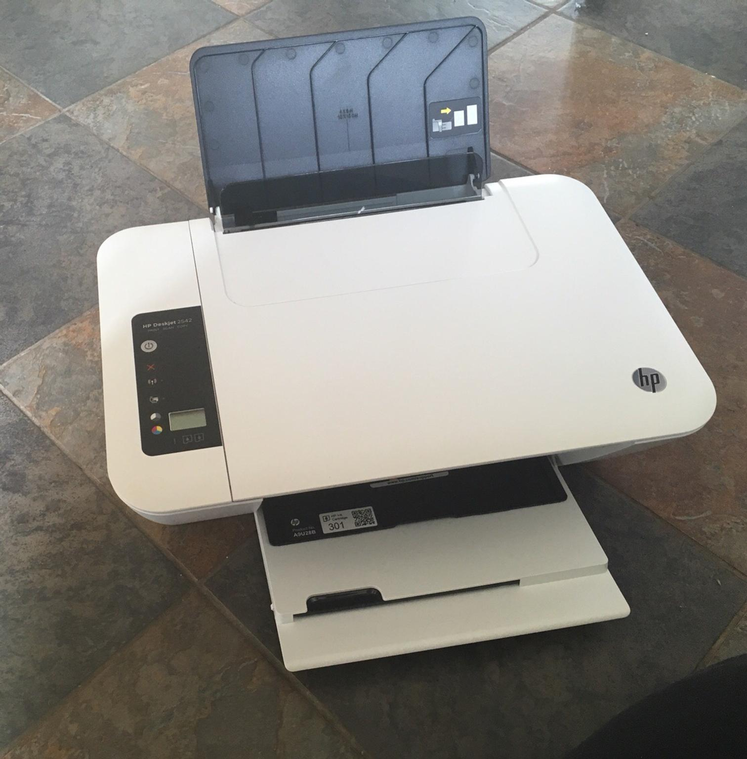 HP Deskjet 2542 printer
