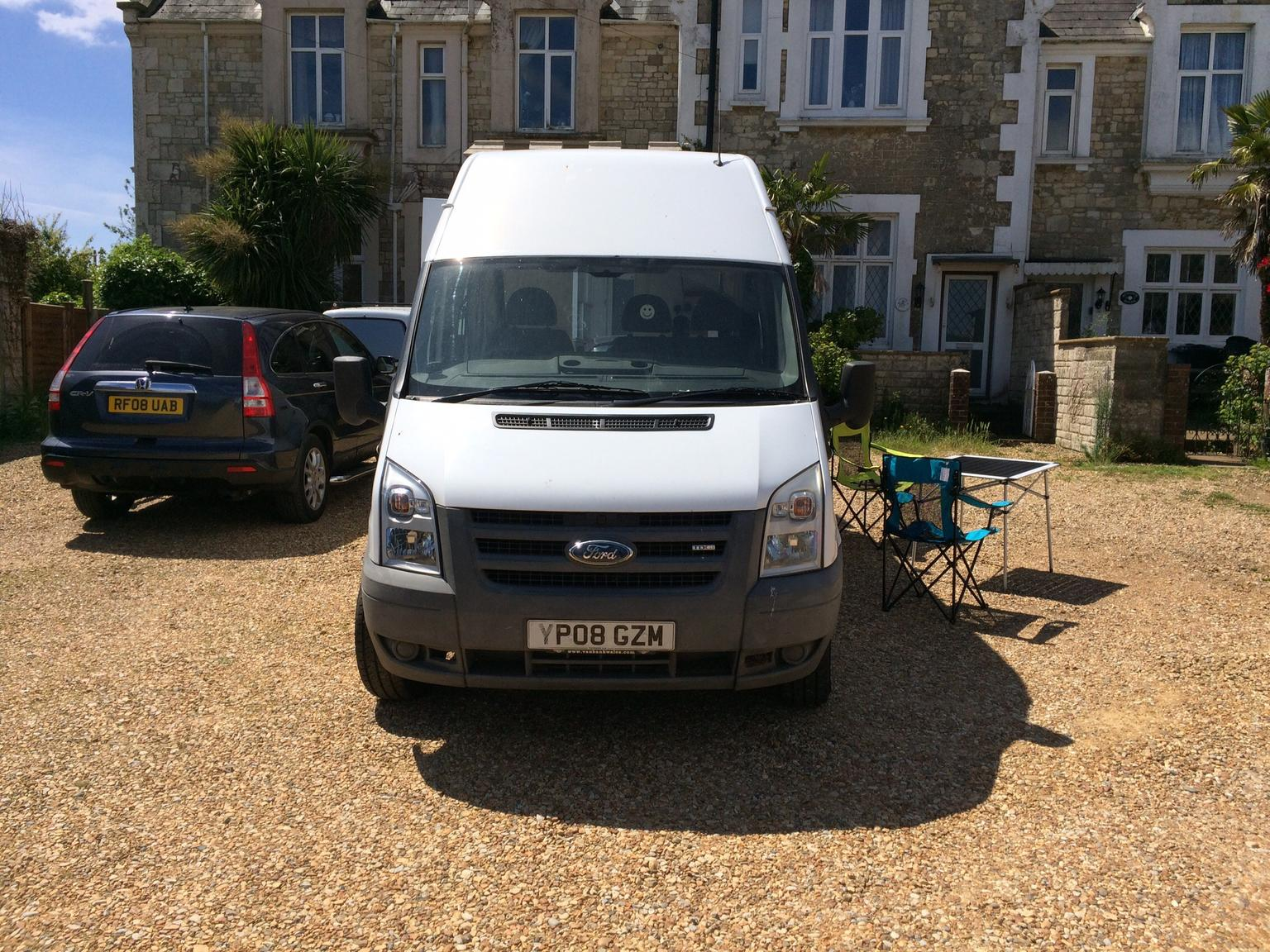 Wspaniały Ford transit camper van in PO38 Ventnor for £4,000.00 for sale GL95