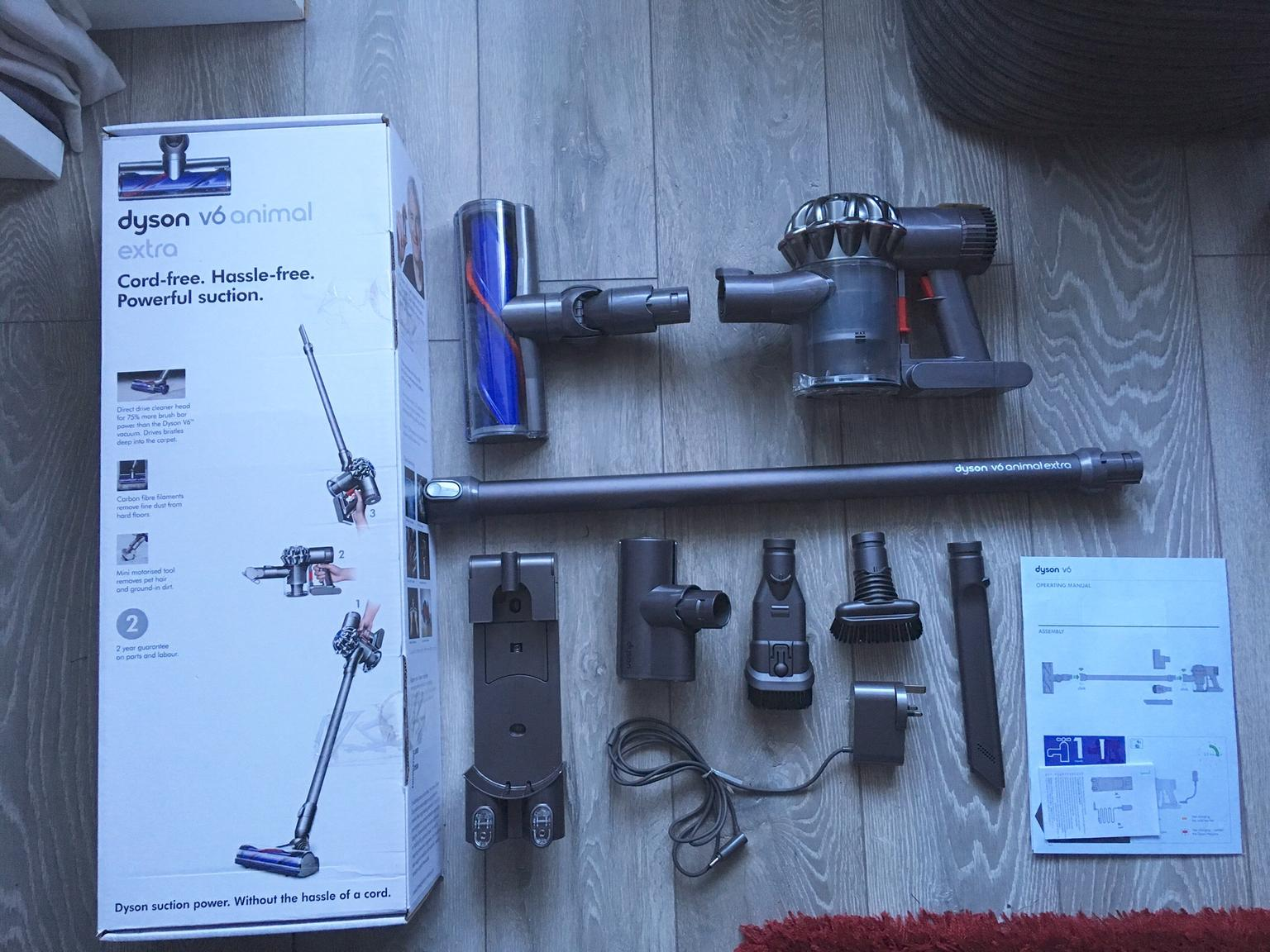 Image of: Motorhead Dyson V6 Animal Extra Cordless Vacuum Cleaner In Dn21 Gainsborough For 20000 Shpock Shpock Dyson V6 Animal Extra Cordless Vacuum Cleaner In Dn21 Gainsborough