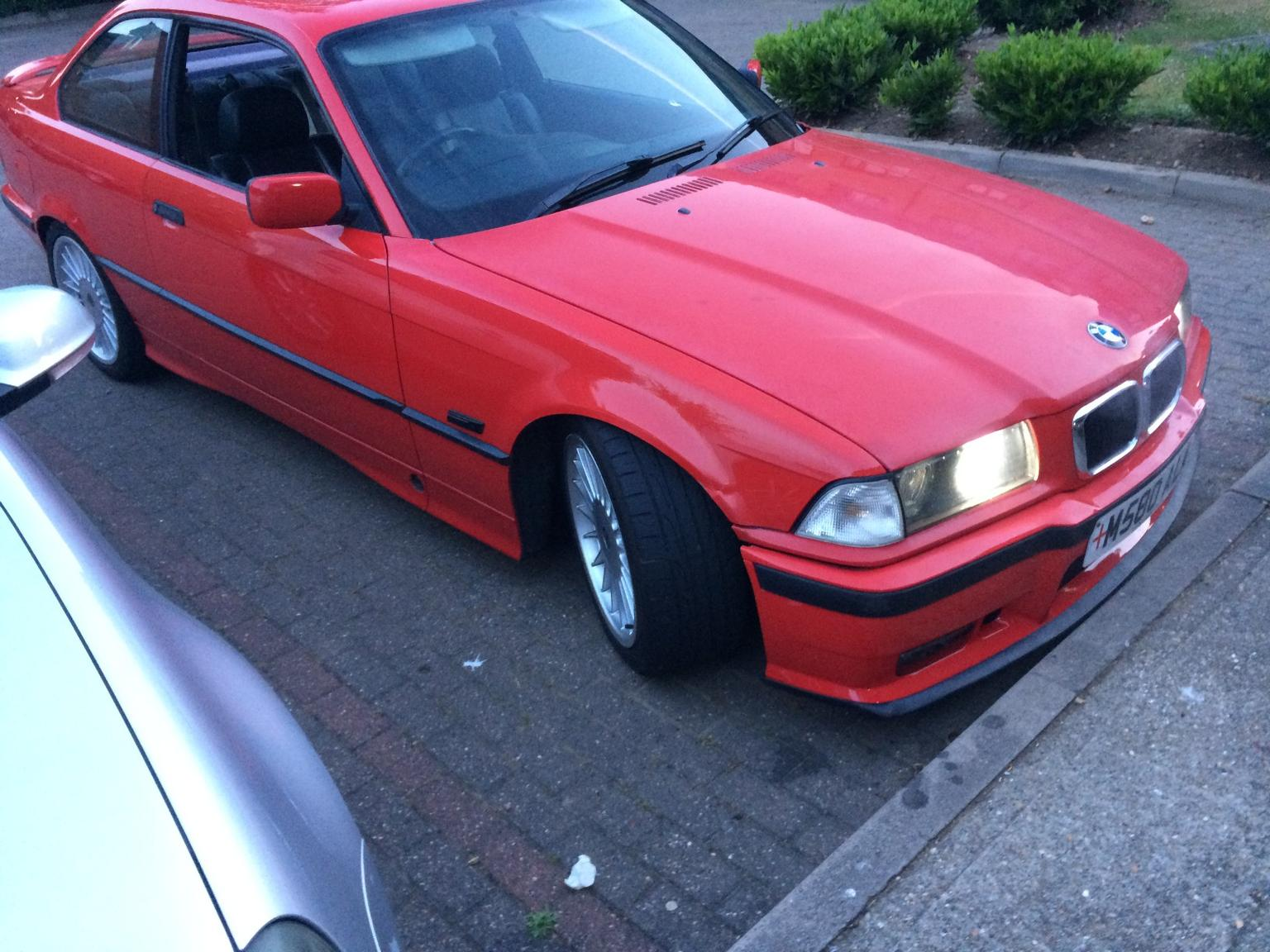 bmw 320i e36 m sport coupe in nw10 london for 1. Black Bedroom Furniture Sets. Home Design Ideas