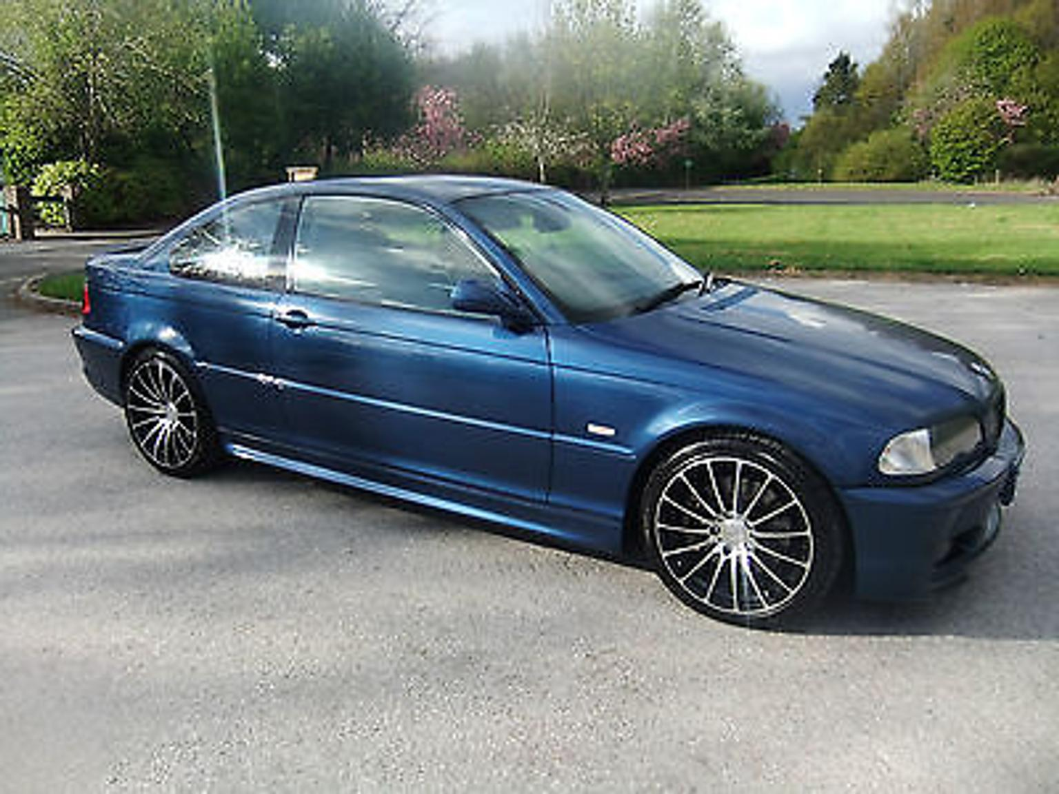 Bmw 330 Ci M Sport Topaz Blue Automatic E46 In M46 Atherton For 3 495 00 For Sale Shpock