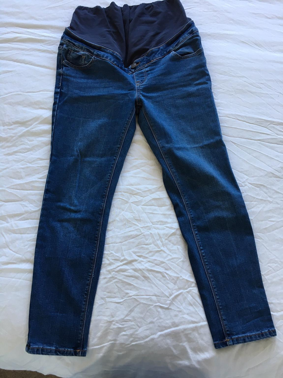 ce2f6b69594c5 Maternity jeans - new look size 10 in NN29 Wollaston for £5.00 for sale -  Shpock