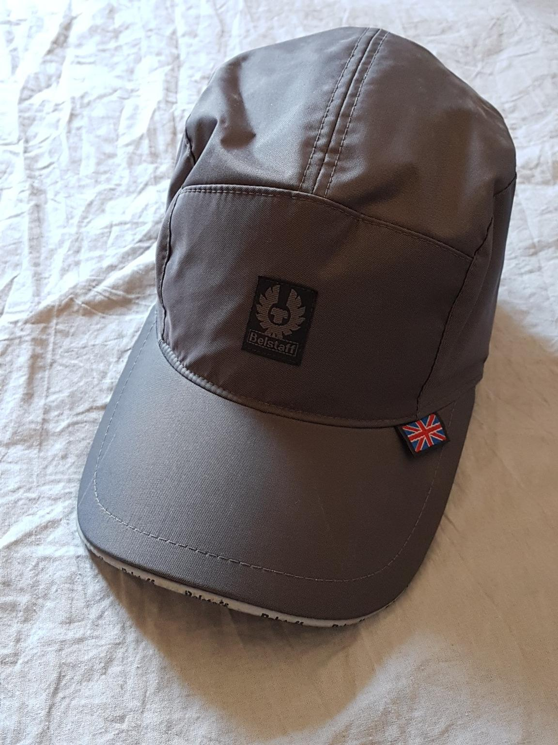 BELSTAFF cappello in 27100 Pavia for €20.00 for sale - Shpock 5c59b1381a65