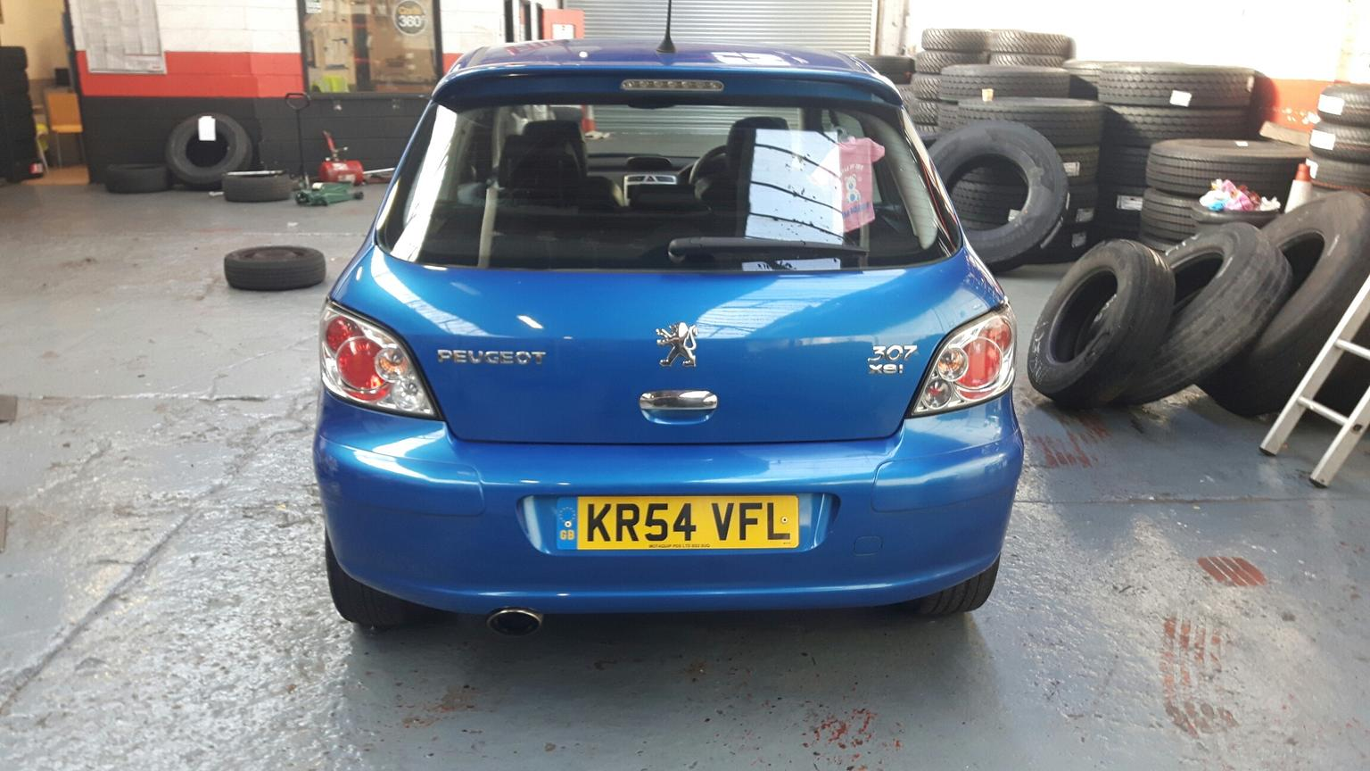 Peugeot 307 1.4 HDI First Line Left Passengers Nearside N//S Handbrake Cable
