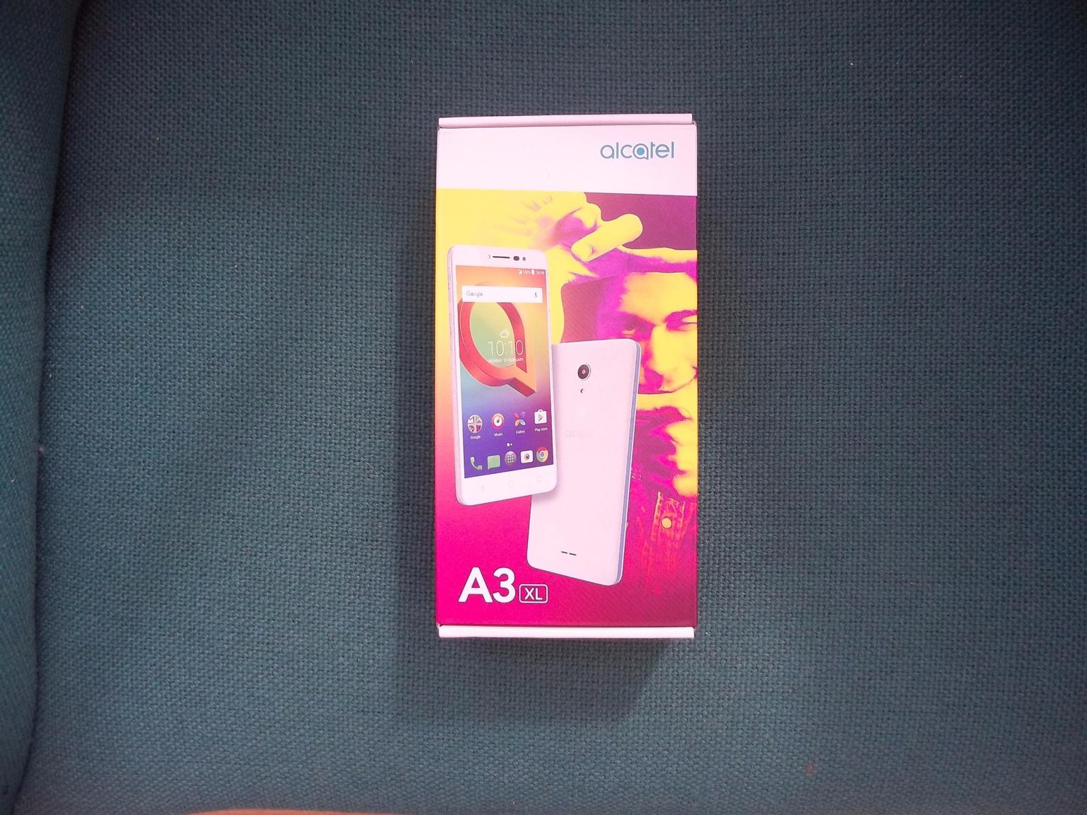 best service db845 84cc1 Alcatel A3 XL Mobile Phone (Tesco) Brand New