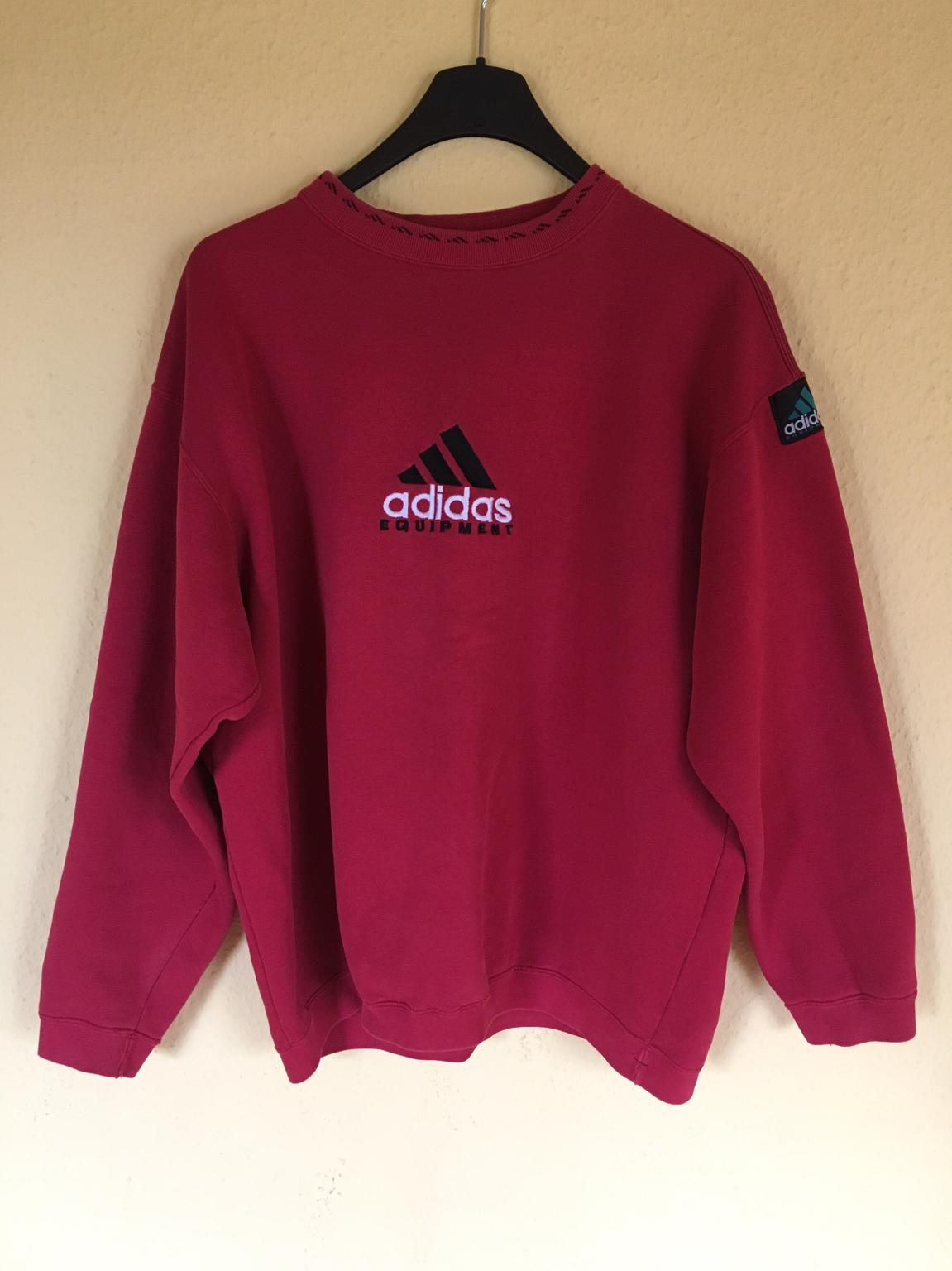 canto aislamiento Parcial  Adidas Equipment Pullover Vintage/Retro 90s in 40229 Düsseldorf for €50.00  for sale | Shpock