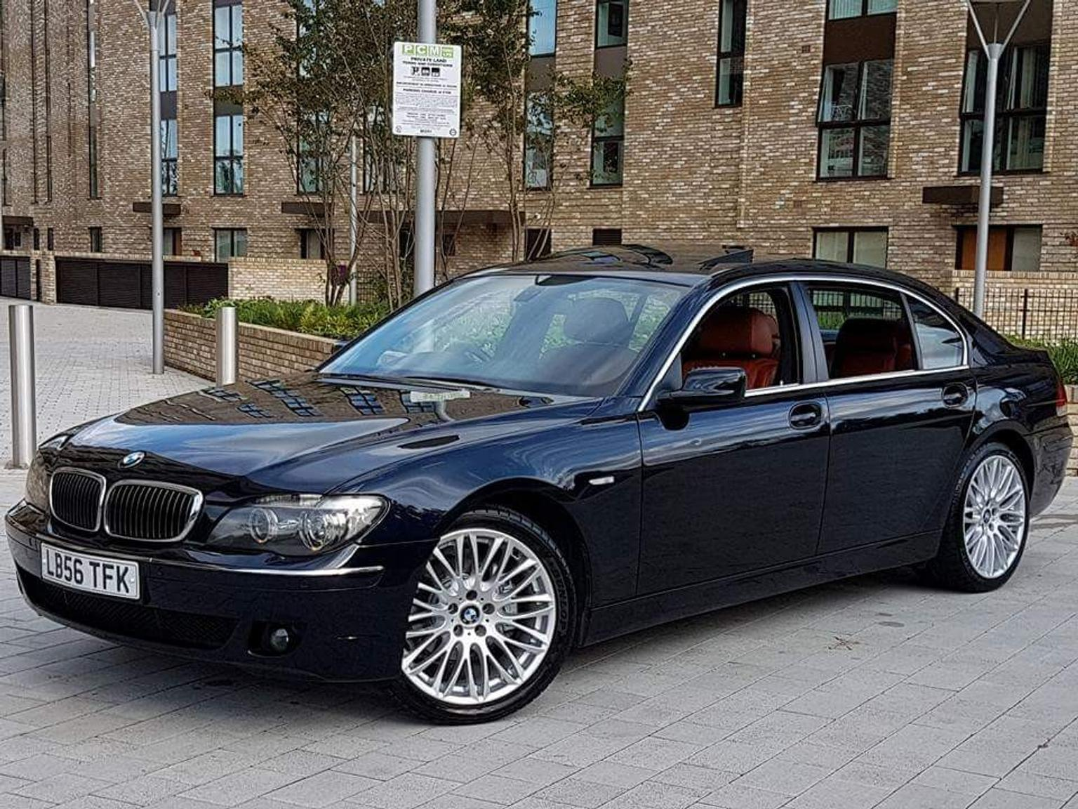 2007 Bmw 730d Se Exclusive Carbon Edition Lw In W3 London For