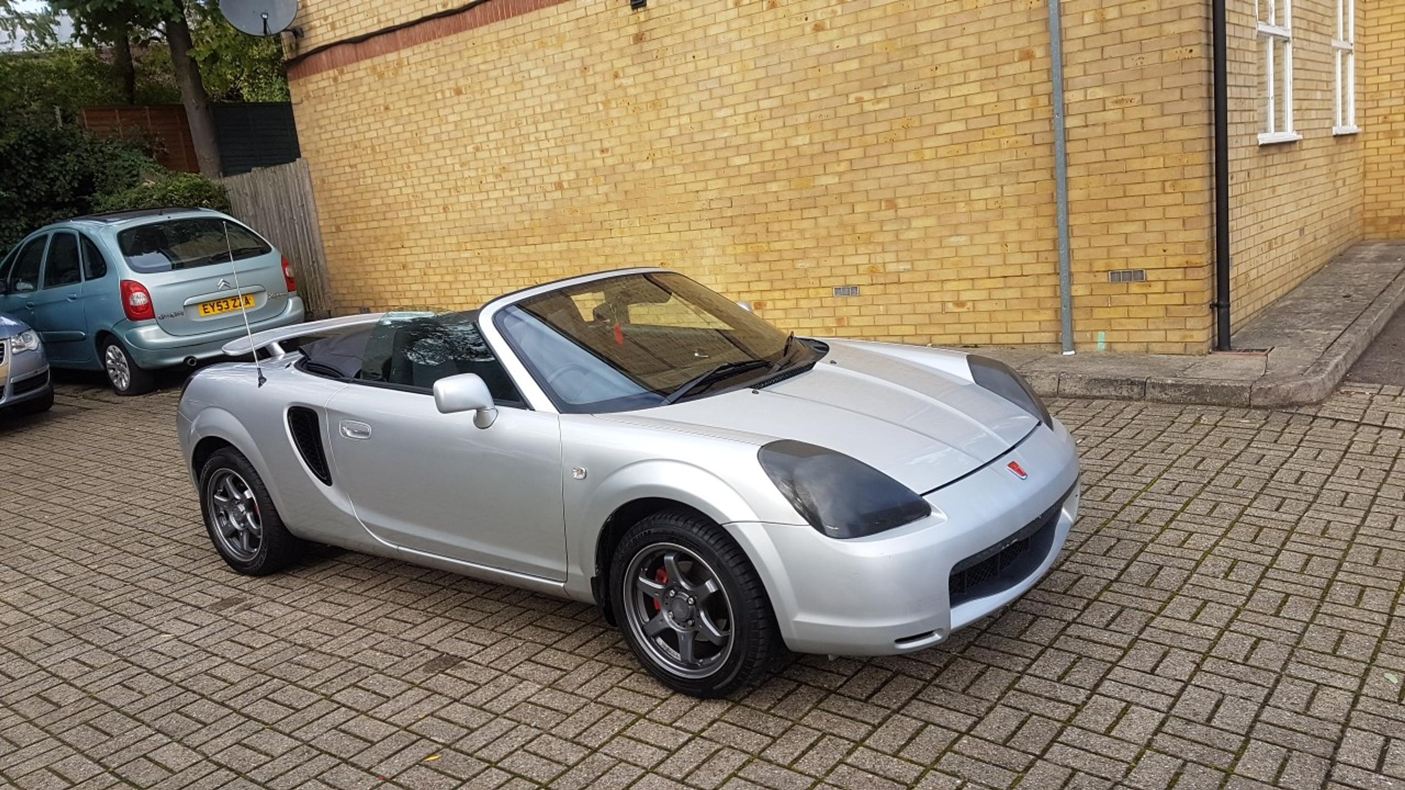2001 Toyota Mr2 Convertible Roadster