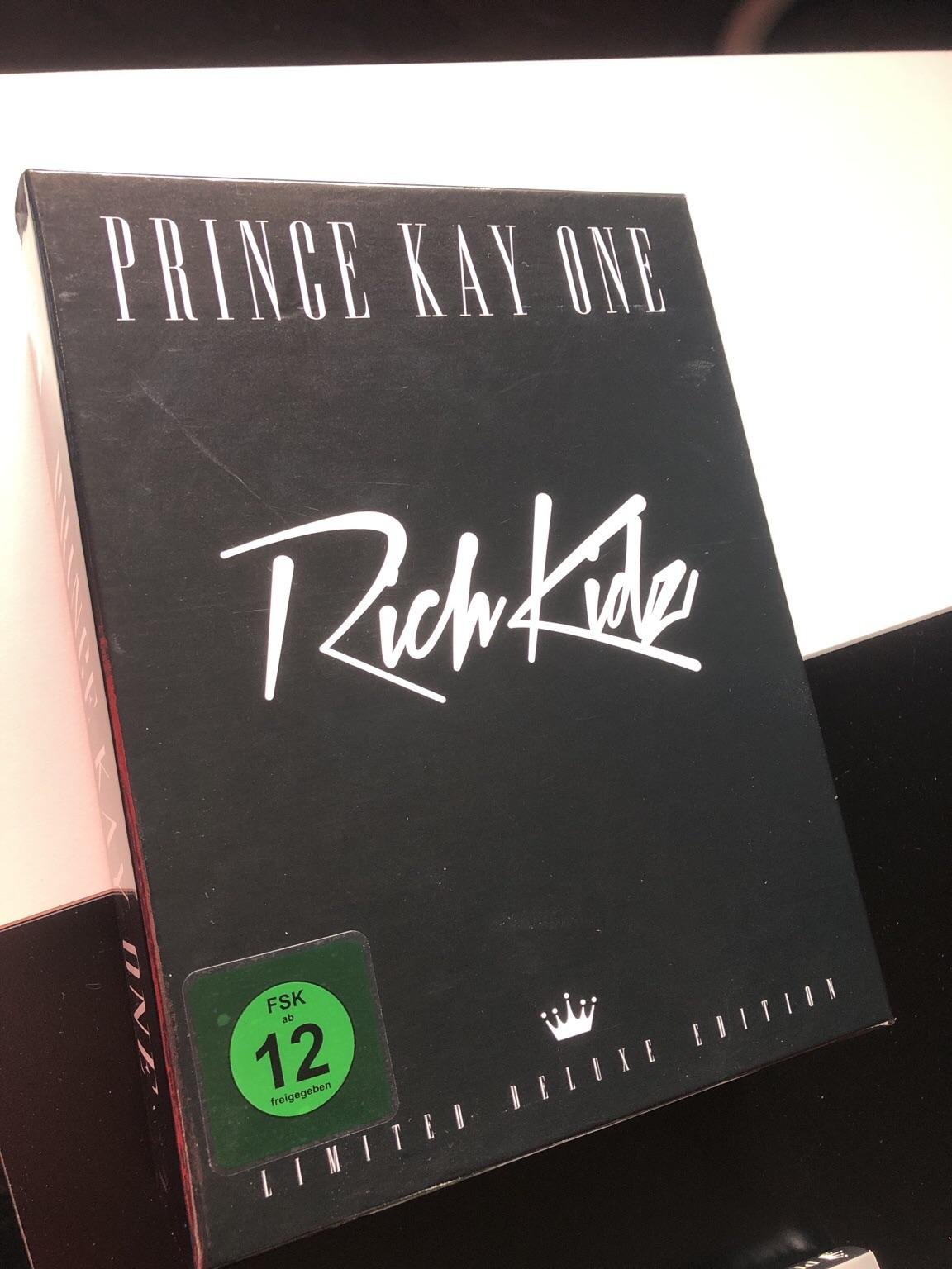 Kay One Rich Kidz (Limited Deluxe Box)