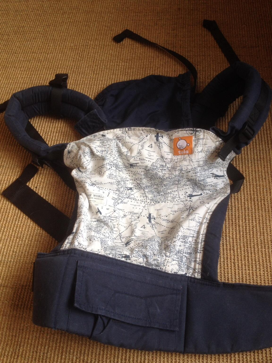 a788c33b4d8 Tula baby carrier standard in NN6 Buckby for £65.00 for sale - Shpock