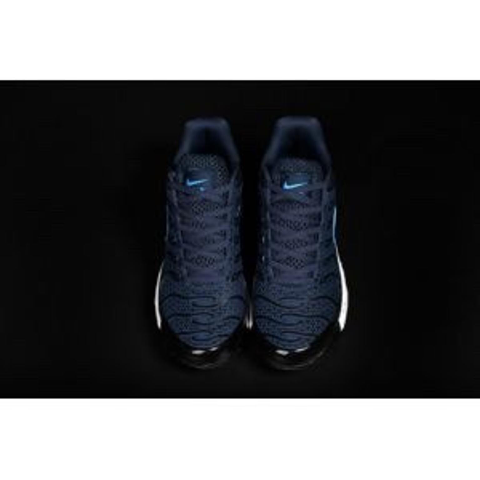 Limited edition nike Tn unisex blue size 10 in B19