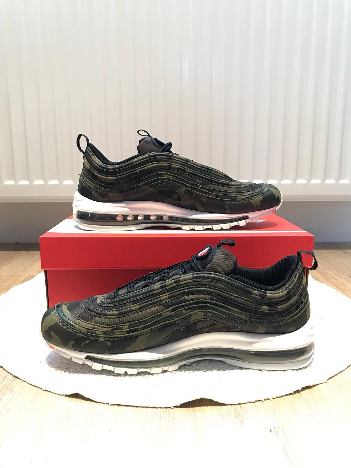 Nike Air Max 97 Country camo pack 45,5