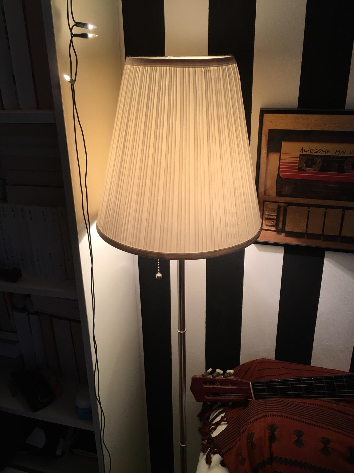 Stehlampe Arstid Ikea In 40547 Dusseldorf For 20 00 For Sale