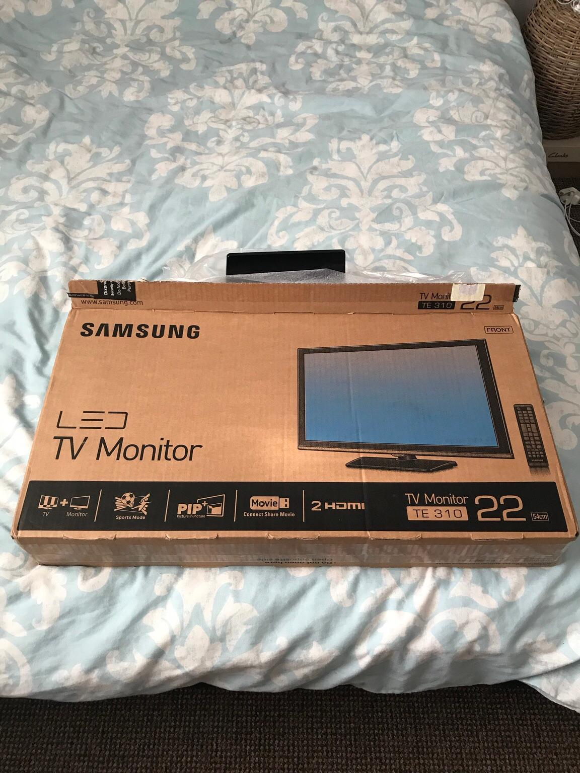 TV monitor - Samsung TE310 22
