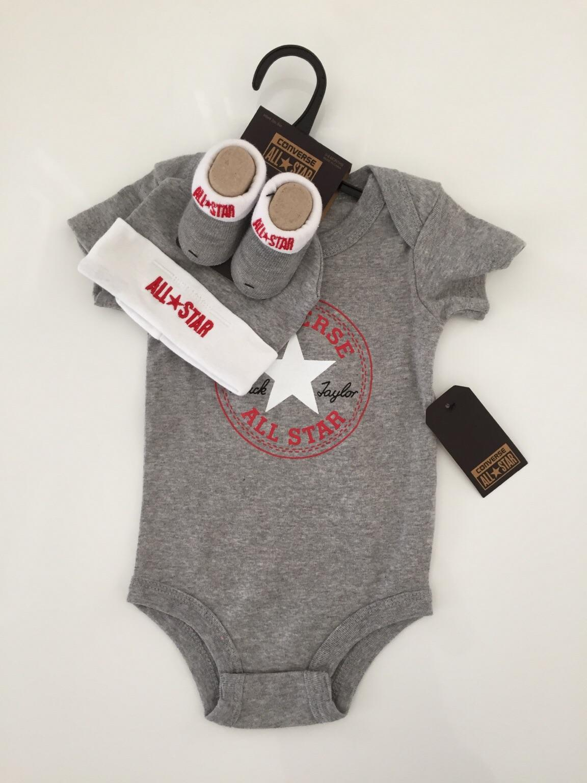 Converse Baby Set neutral