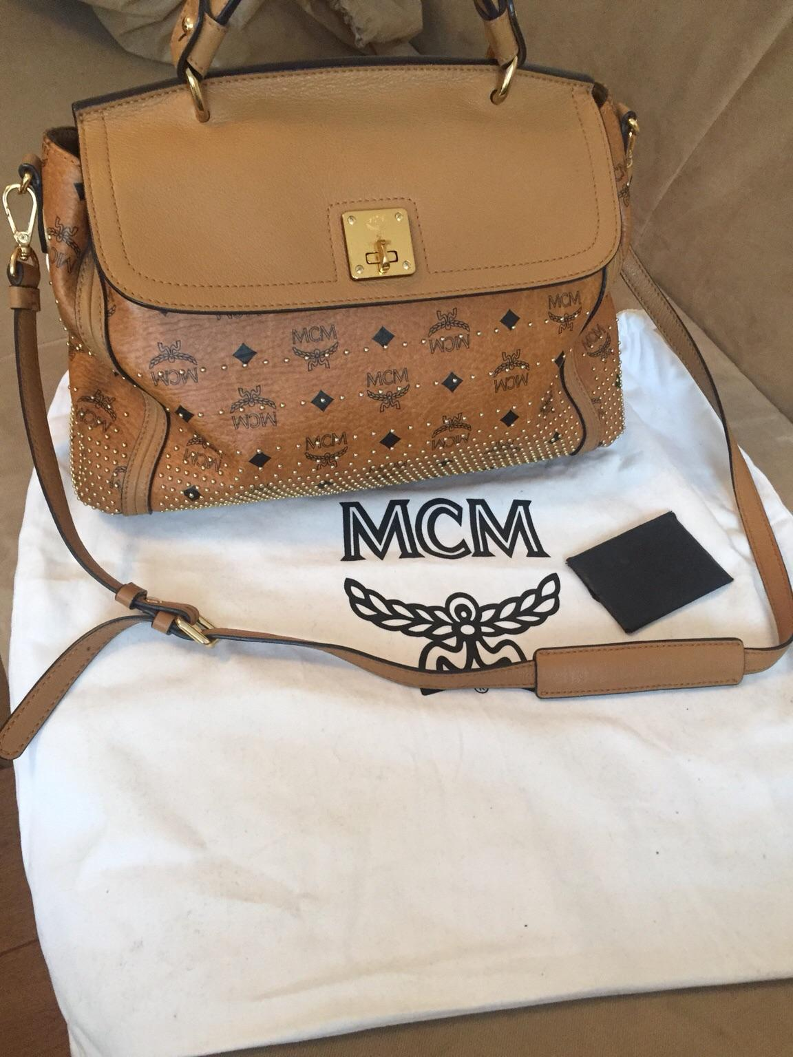 MCM Tasche Limited Edition