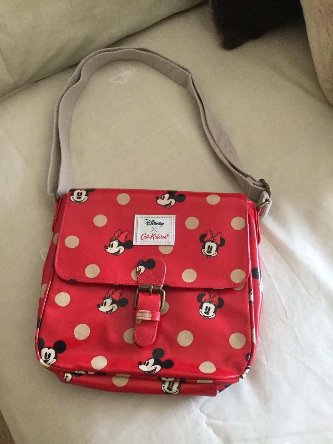 luxury aesthetic great discount sale modern style Cath Kidston Disney Mickey Mouse Bag