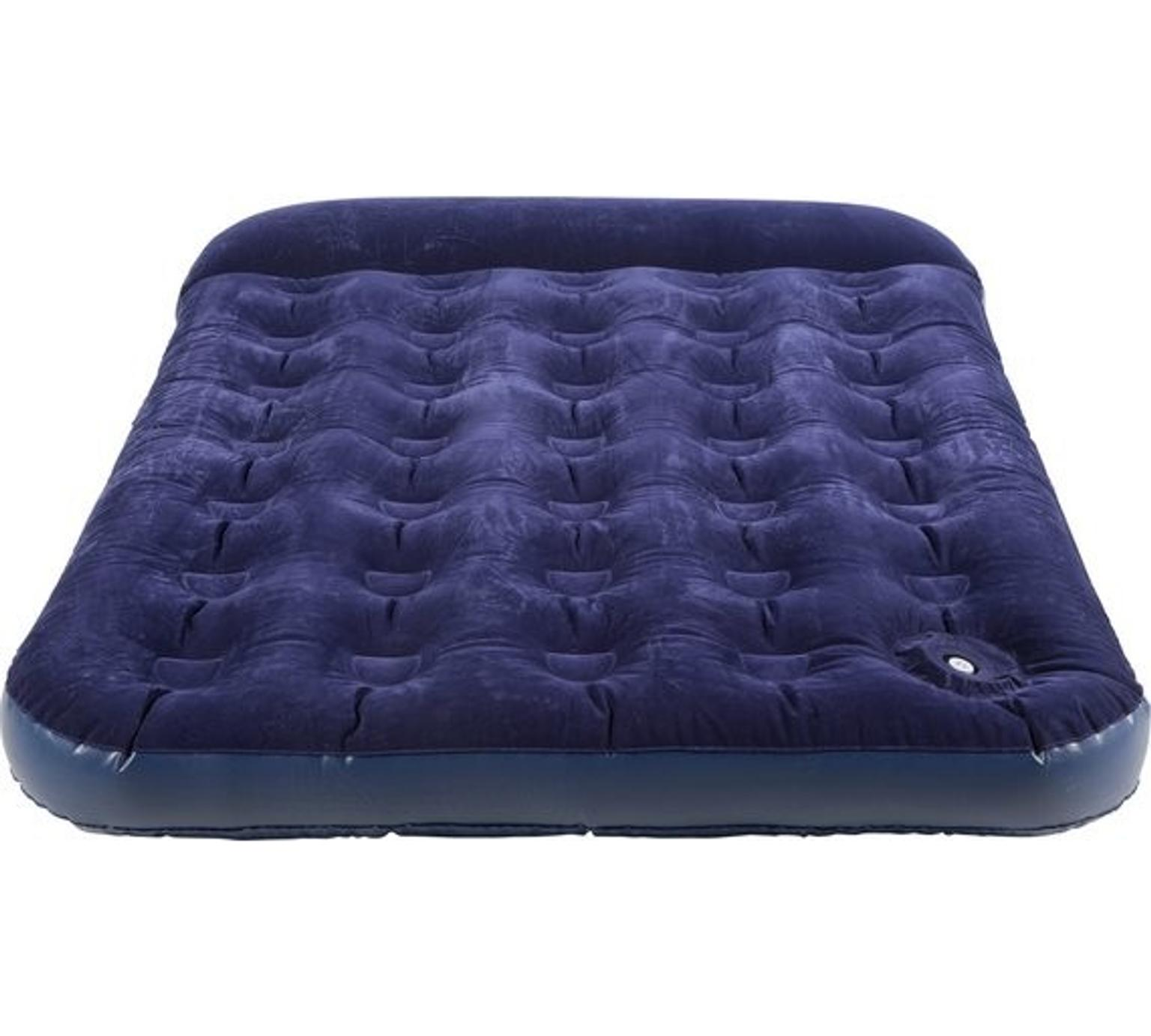 Inflatable Beds Argos: Argos Air Bed With Built In Pump