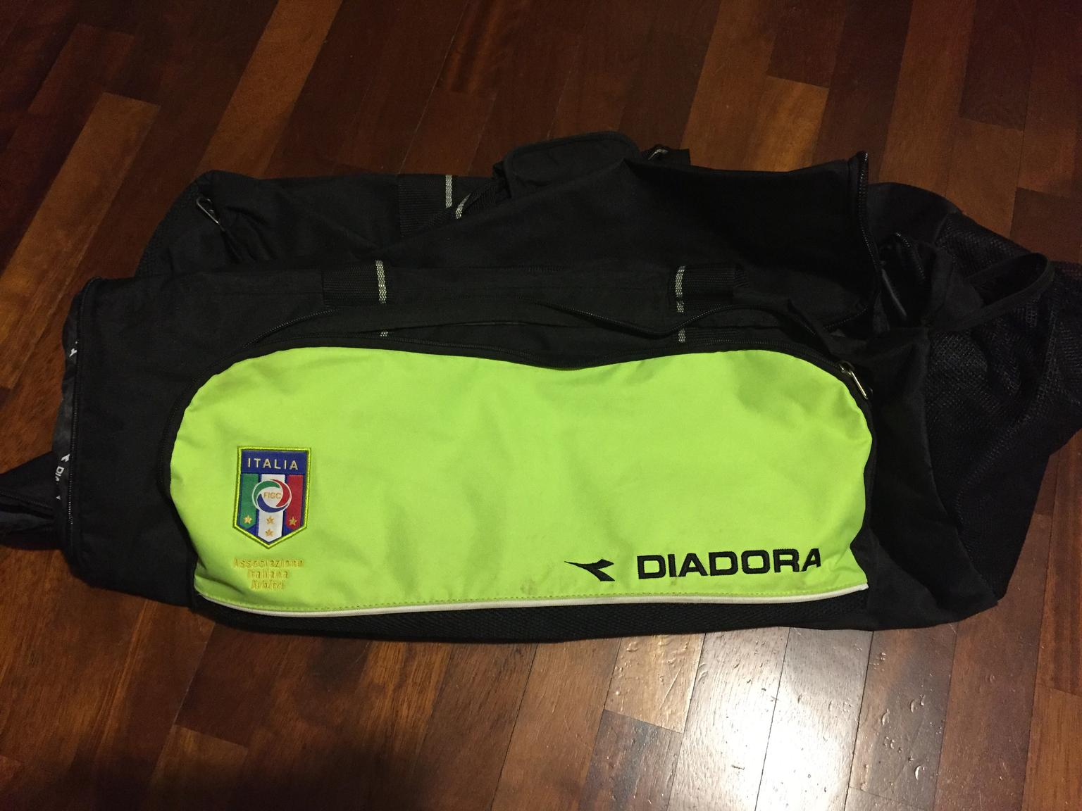 impact Affect how to use  Borsone AIA Diadora 2016/2017 in for €50.00 for sale   Shpock