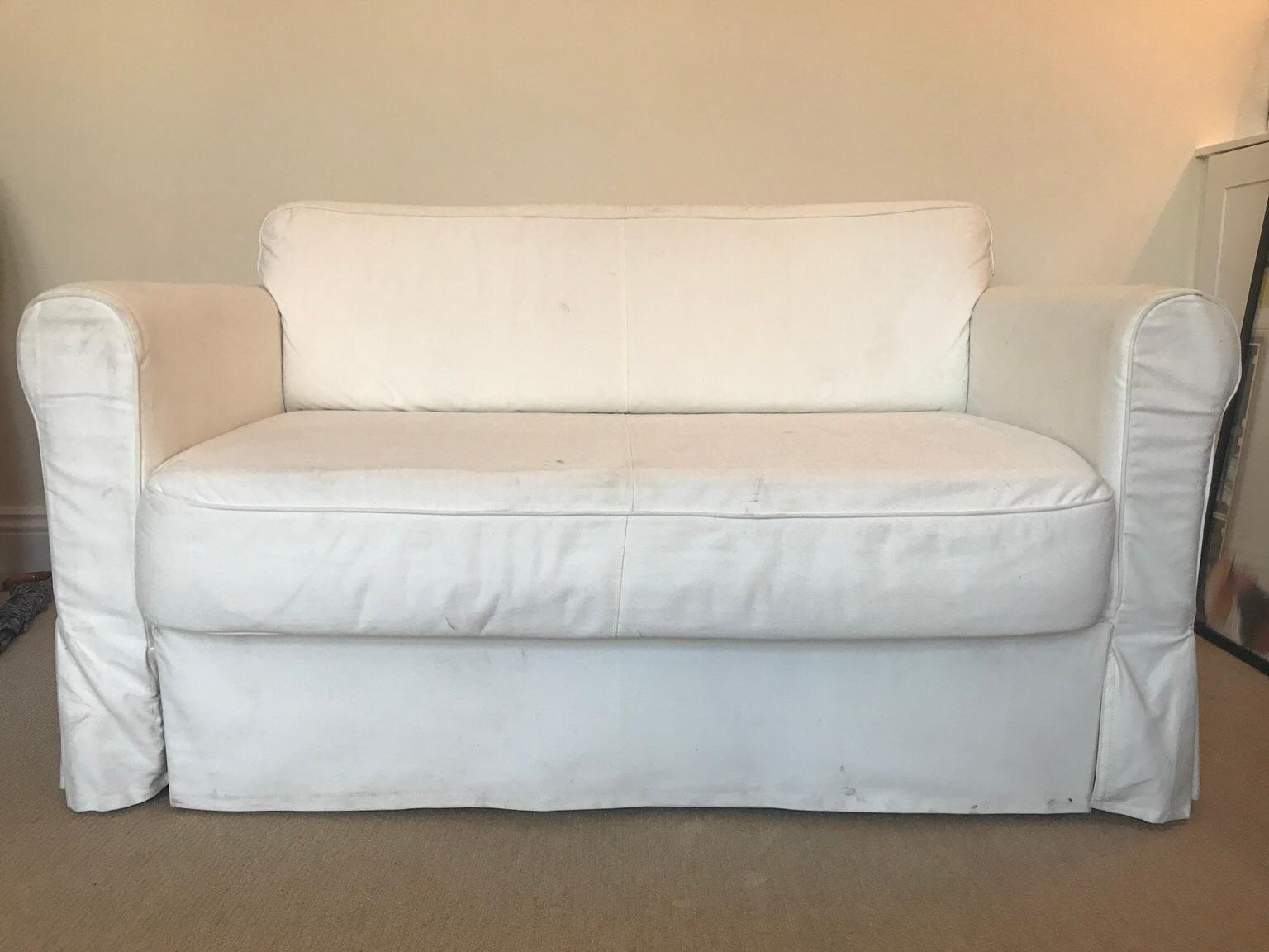 Superb Ikea Hagalund Sofa Bed With New Covers Bralicious Painted Fabric Chair Ideas Braliciousco