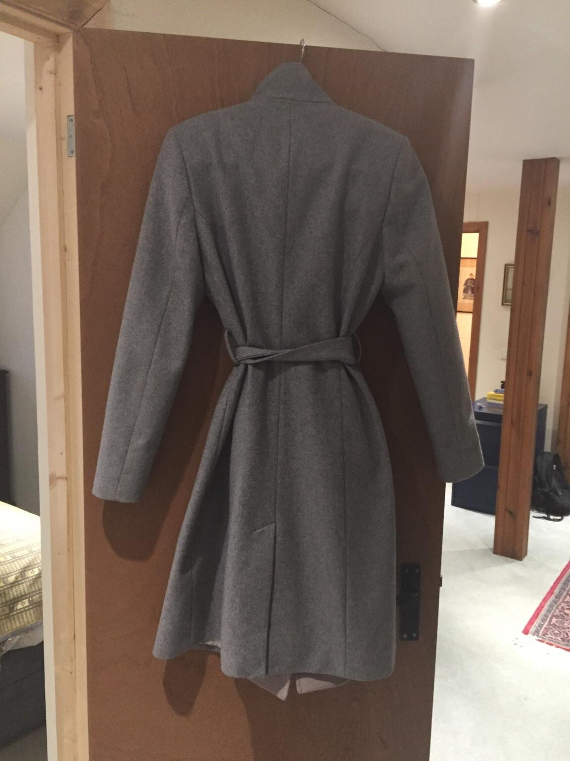 5c48d2816f23 Ted Baker 'Khera Wool-cashmere wrap coat' in EH15 Willowbrae for £150.00 -  Shpock