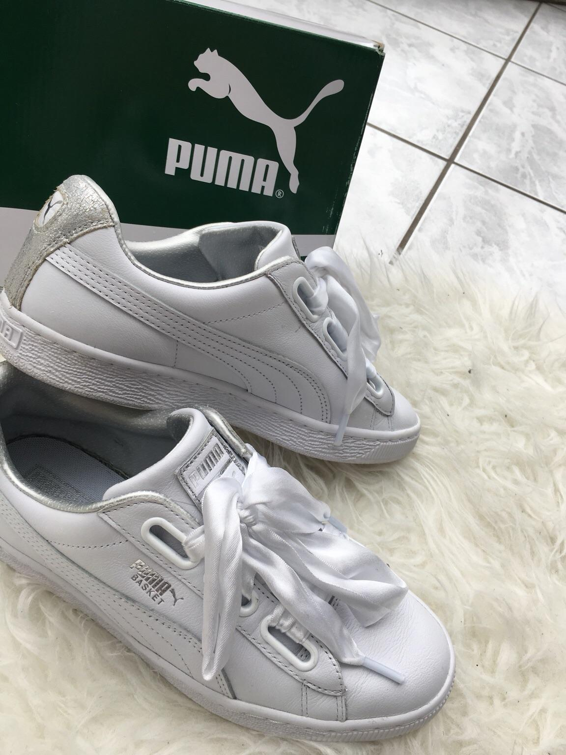 Puma SchuhSneaker Basket Heart Diamond Crush