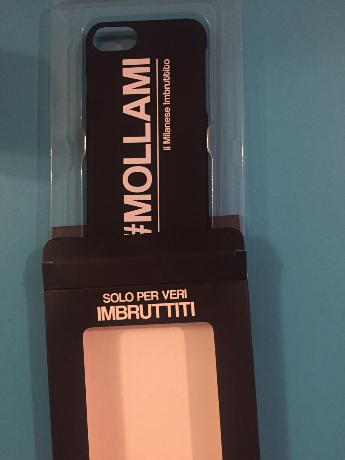cover iphone 6 milanese imbruttito