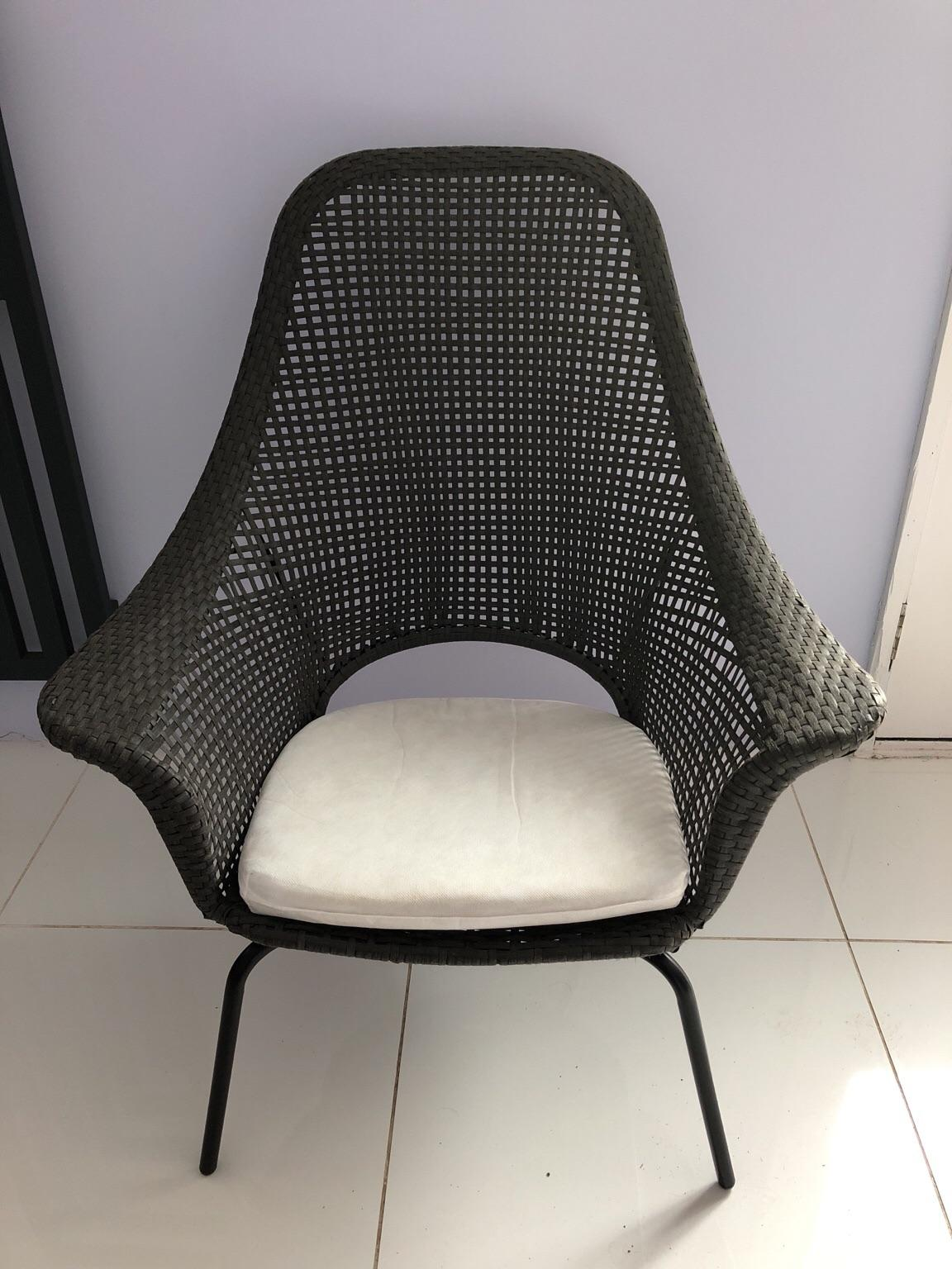 Ikea Ammero Rattan Chairs In Denny For