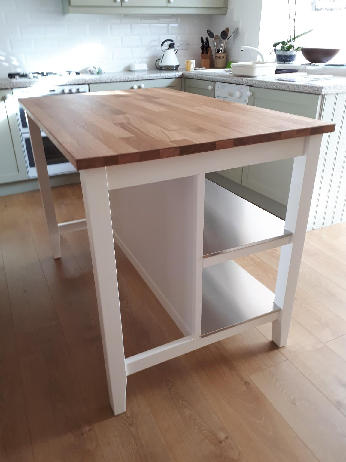 Ikea Stenstorp Kitchen Island In Ch63 Wirral For 163 200 00
