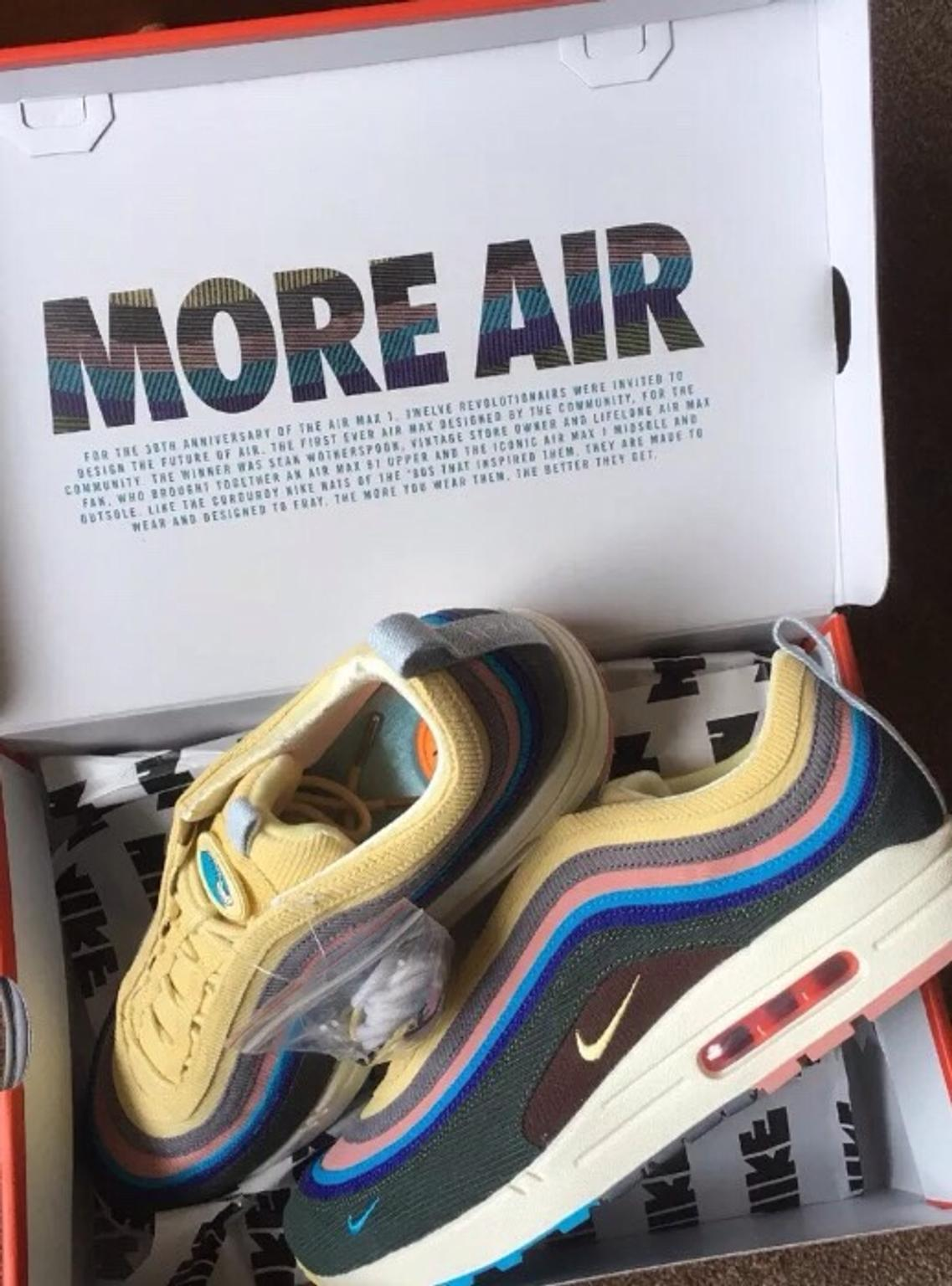 best cheap ef15a 13b60 Nike AirMax 97/1 SW Sean Wotherspoon