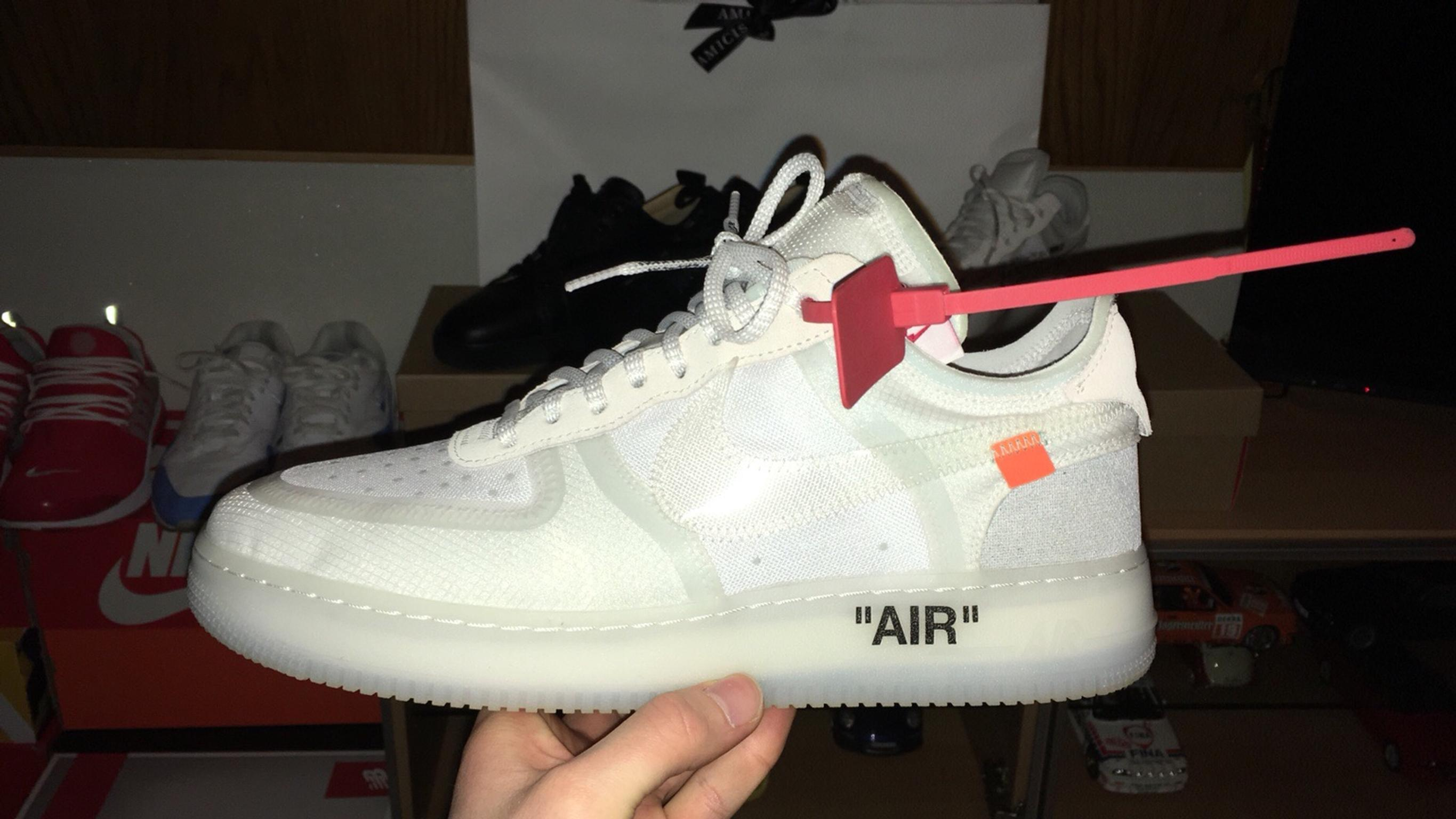 Offizieller Online store Nike Virgil Abloh X The 10 Air Max