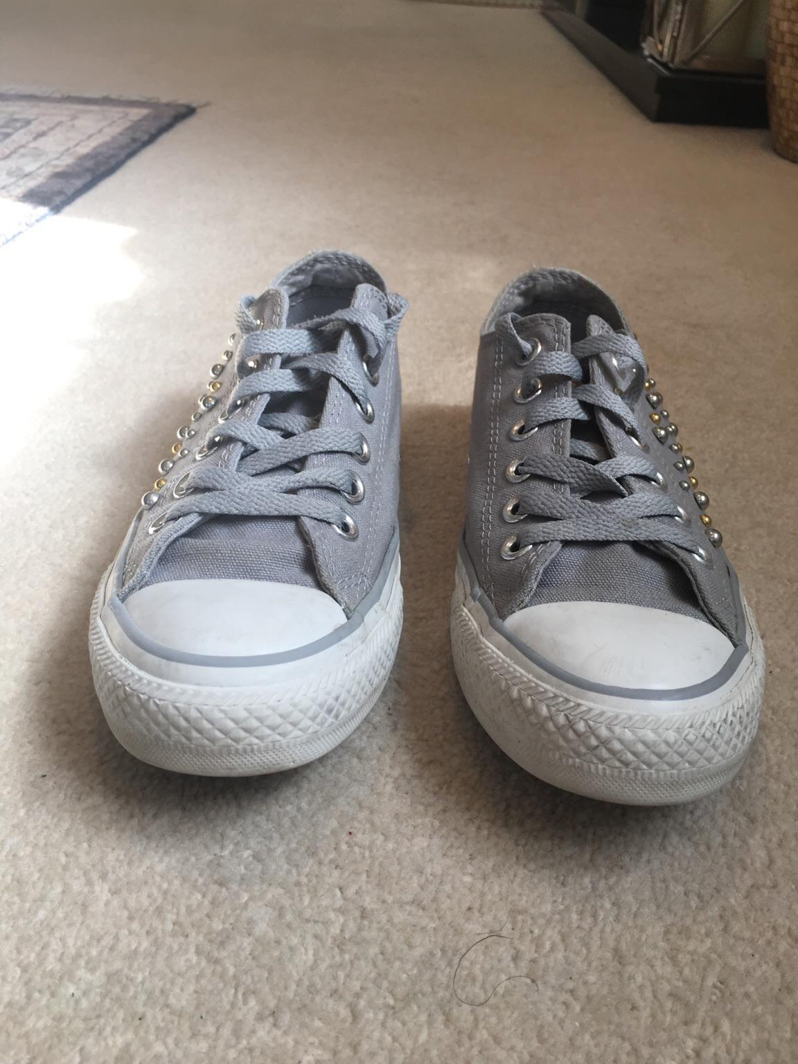 All Star Converse Shoes in RG2 Reading