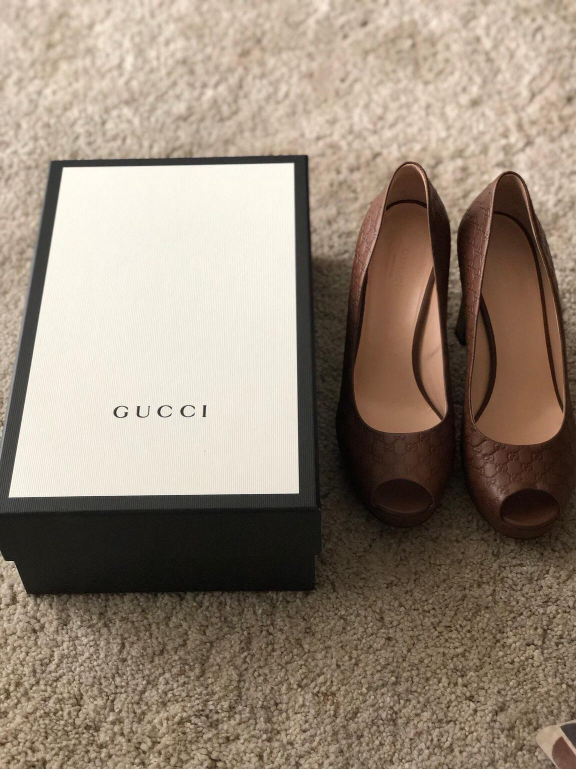 9ce0ac35f44 Gucci heels in M3 Salford for £200.00 for sale - Shpock