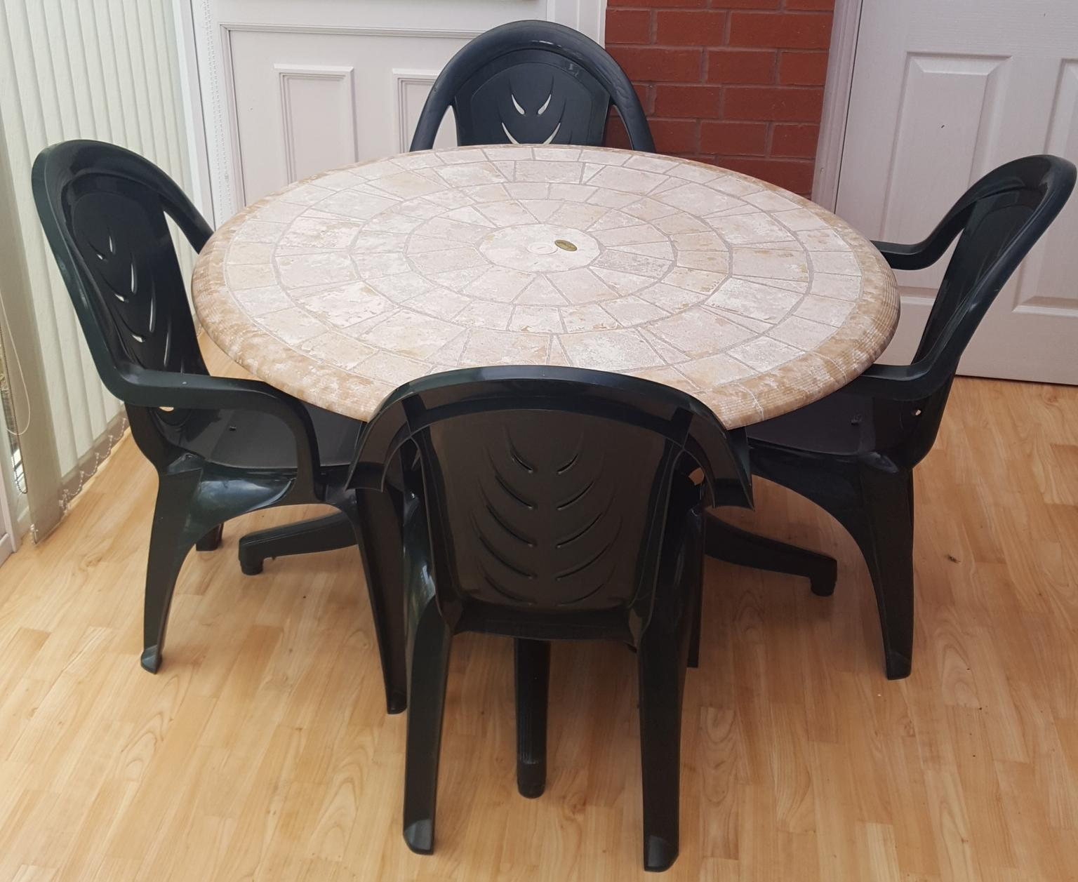 Spiksplinternieuw Hartman Prestige Conservatory/Patio table in M26 Lane for £200.00 AW-34