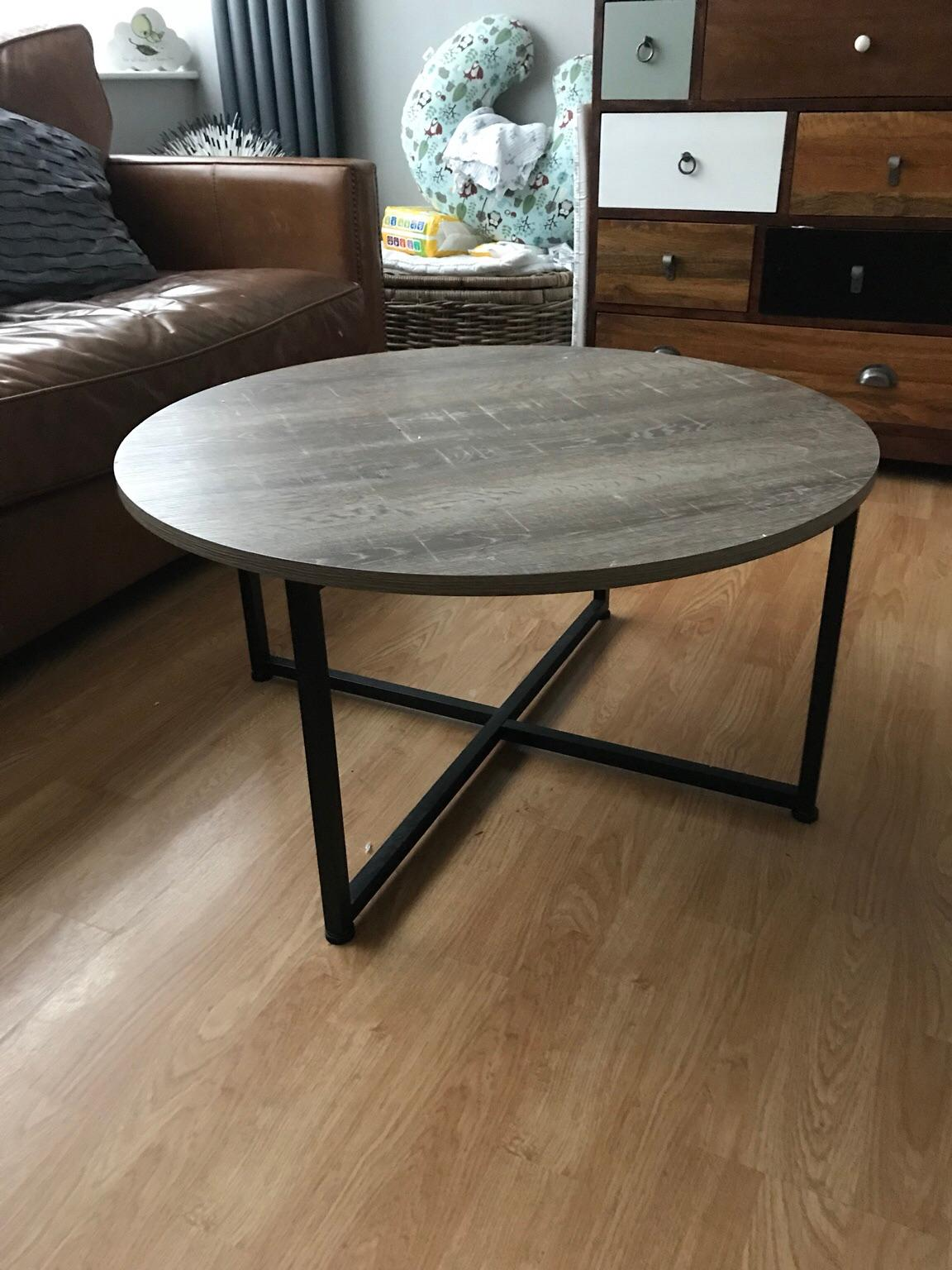 Irving Coffee Table George Asda Home