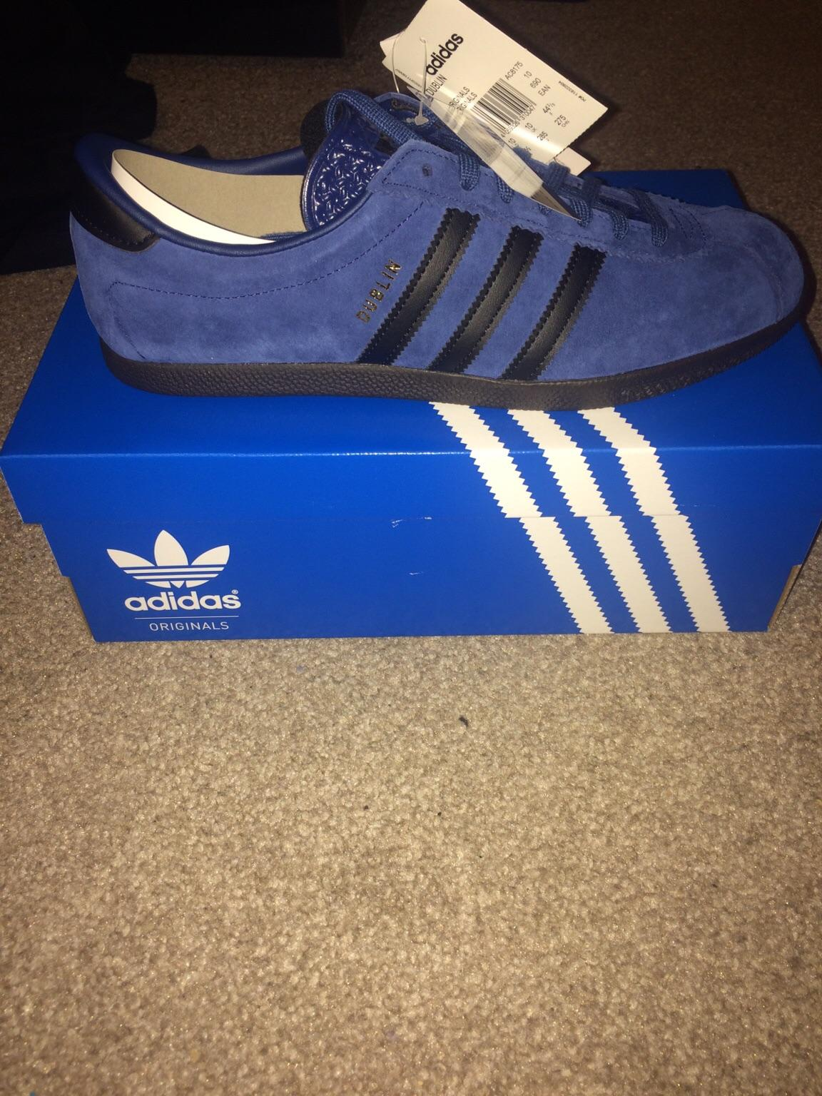 distorsionar Cerebro sistema  Adidas Dublin Taiwan in TS20 Norton for £155.00 for sale | Shpock