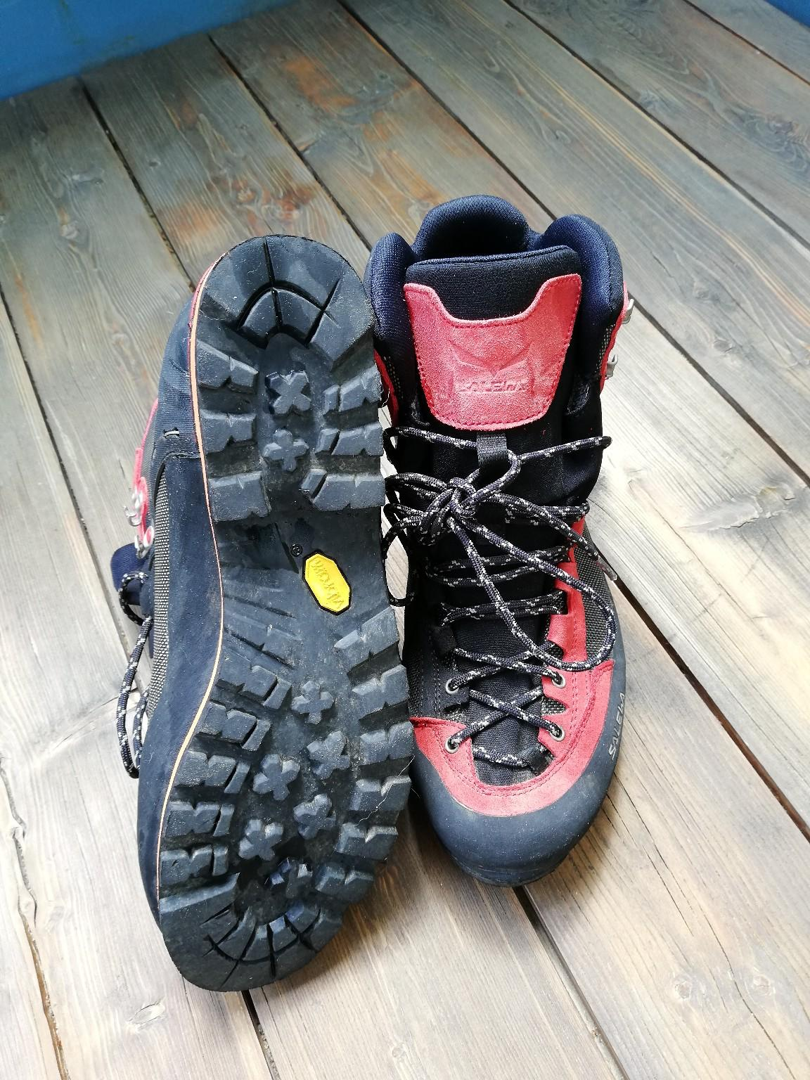 Salewa Bergschuh in 6067 Absam for €70.00 for sale | Shpock