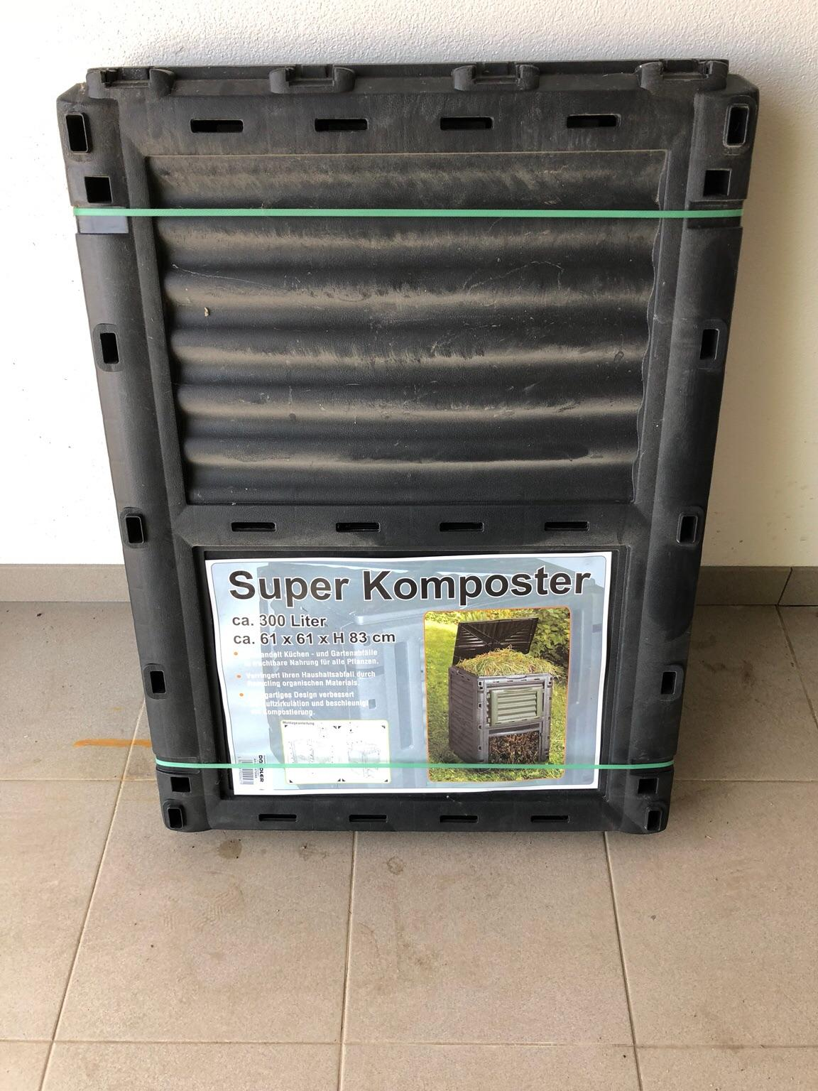 Komposter in 20 Gemeinde Hadres for free for sale  Shpock