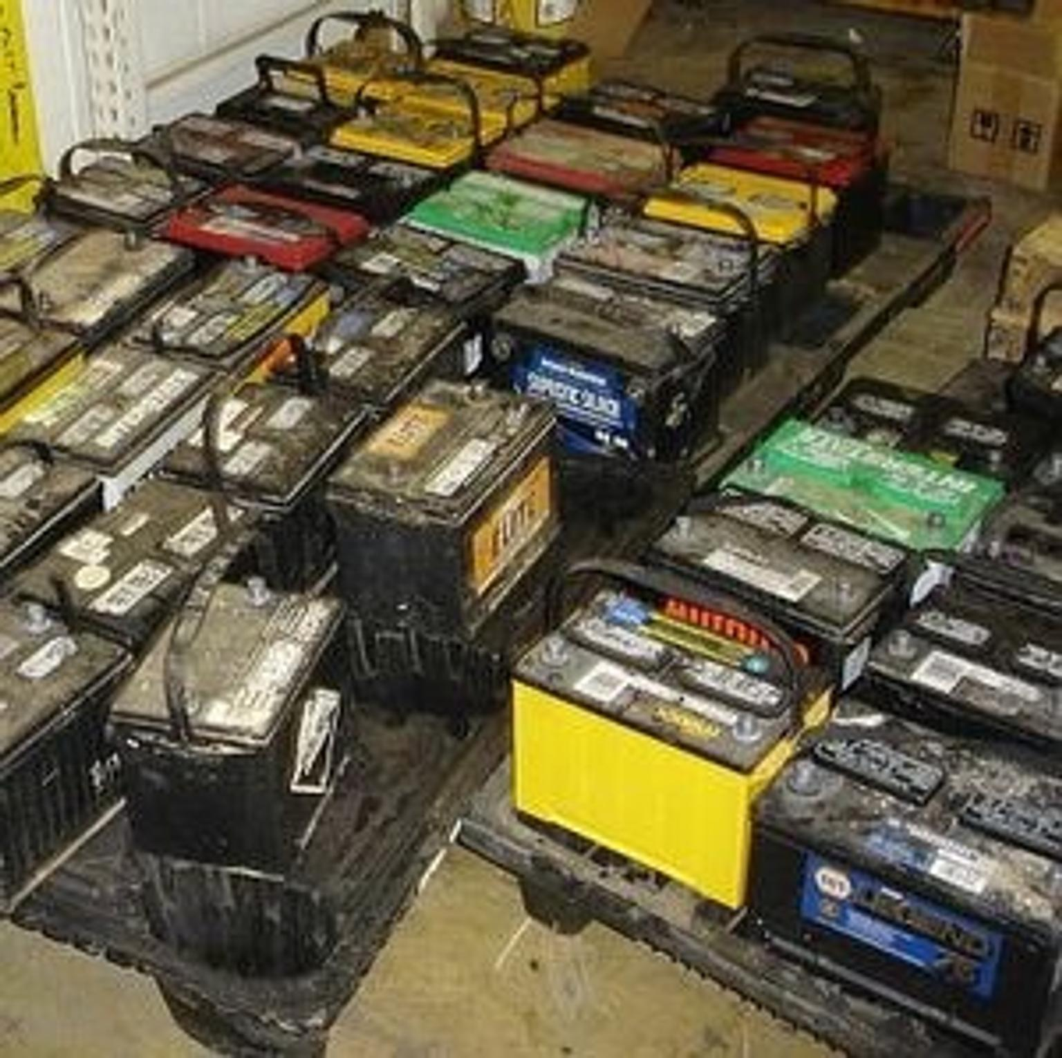 Used Car Batteries >> Used Car Battery