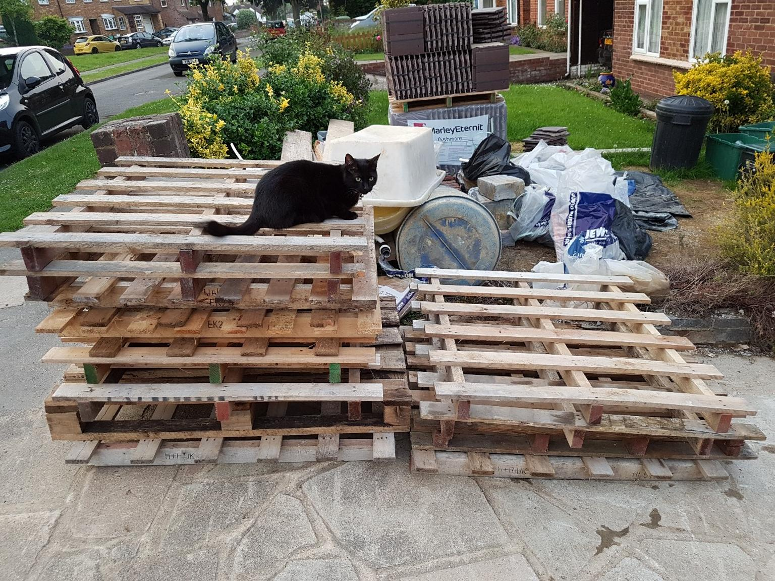 Old wooden pallets for FREE in BR2 Bromley for free for ...
