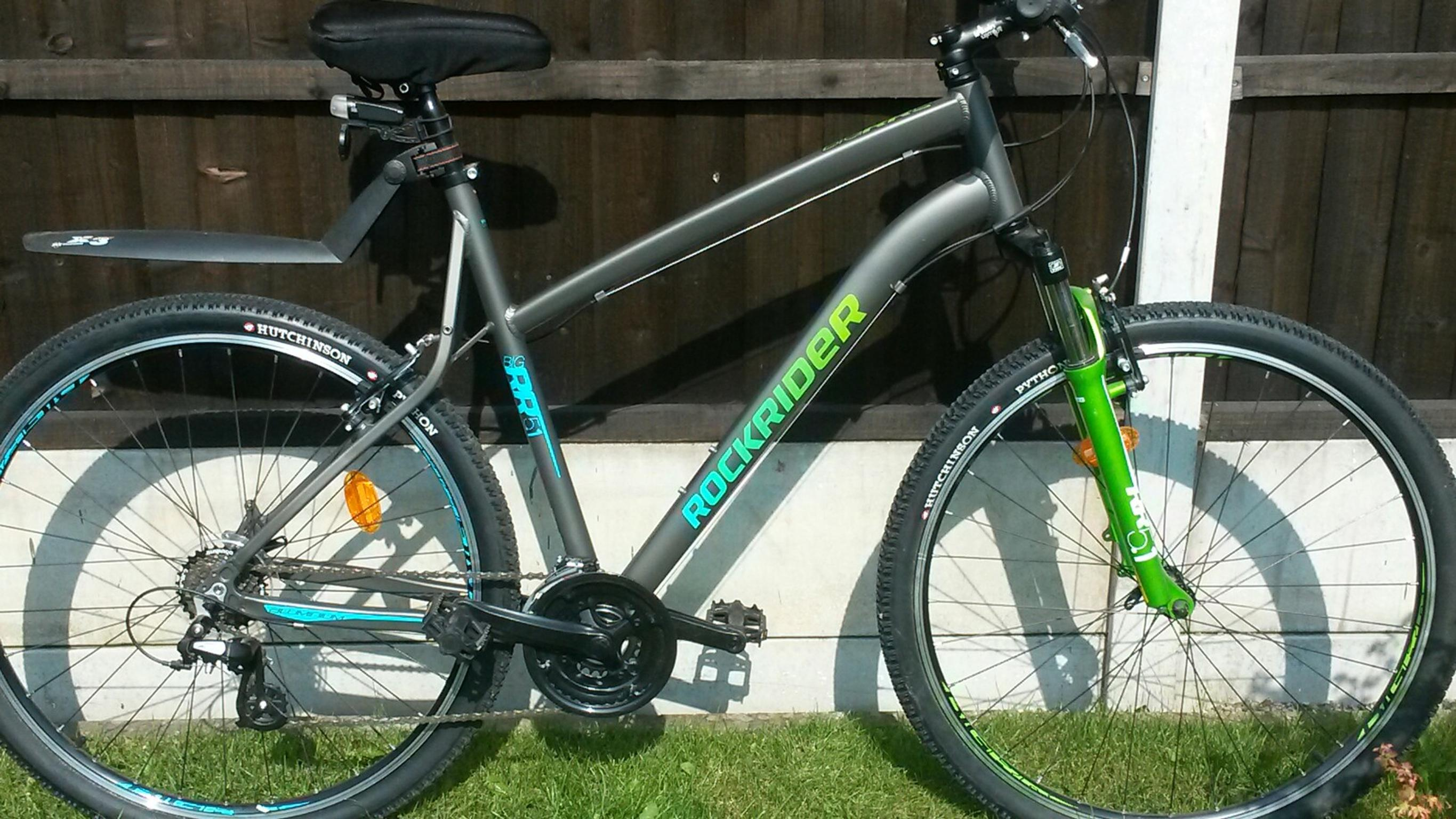 47e9d0eb6 21 Speed Rockrider RR5.1 Mountain Bike 29 in in DE24 Derby for £150.00 for  sale - Shpock