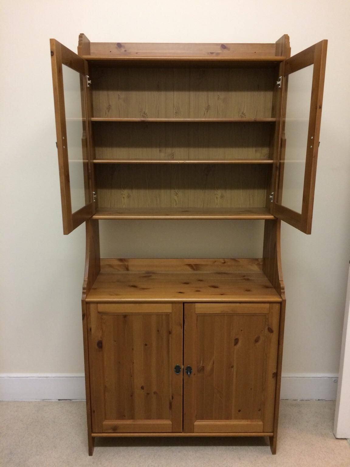 Ikea Leksvik Display Cabinet In N5 Islington For 163 45 00